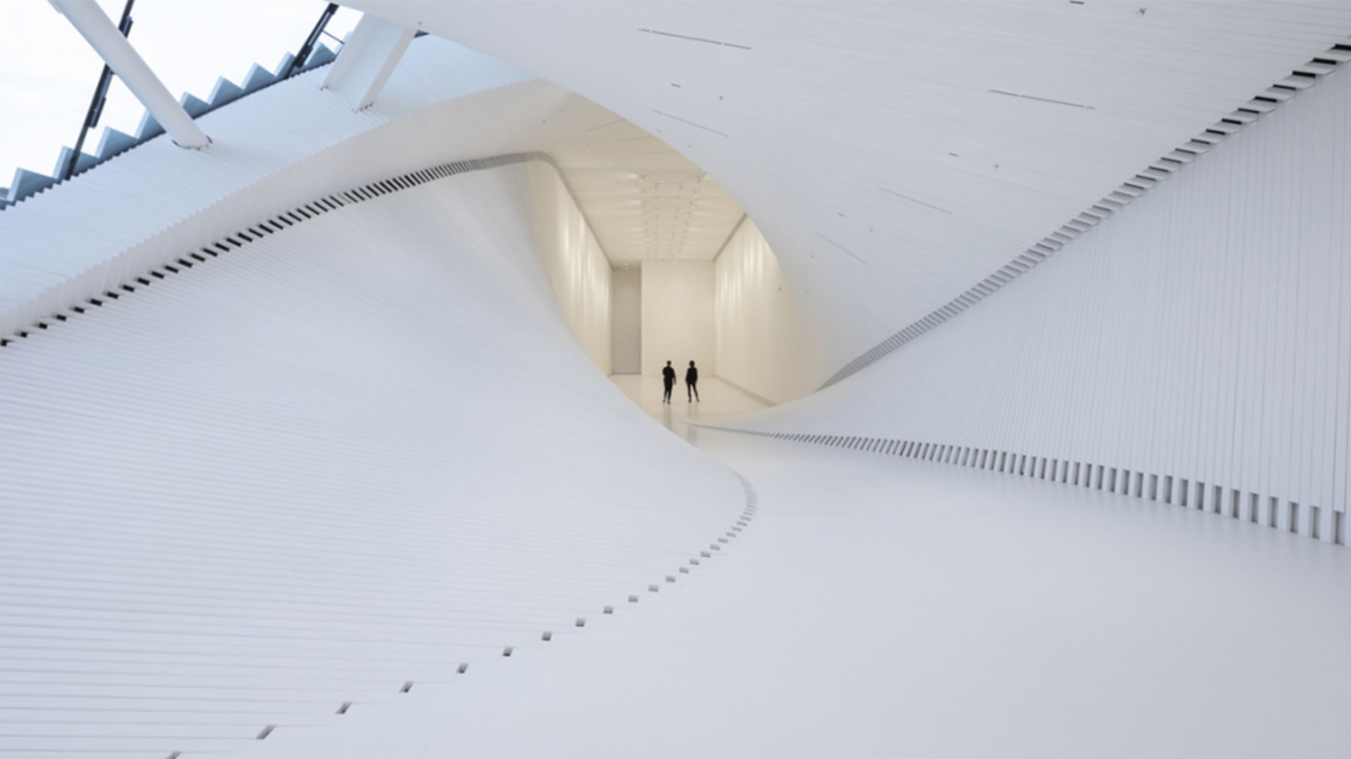 This Twisting Art Museum in Norway May Actually Be the World's Coolest Bridge