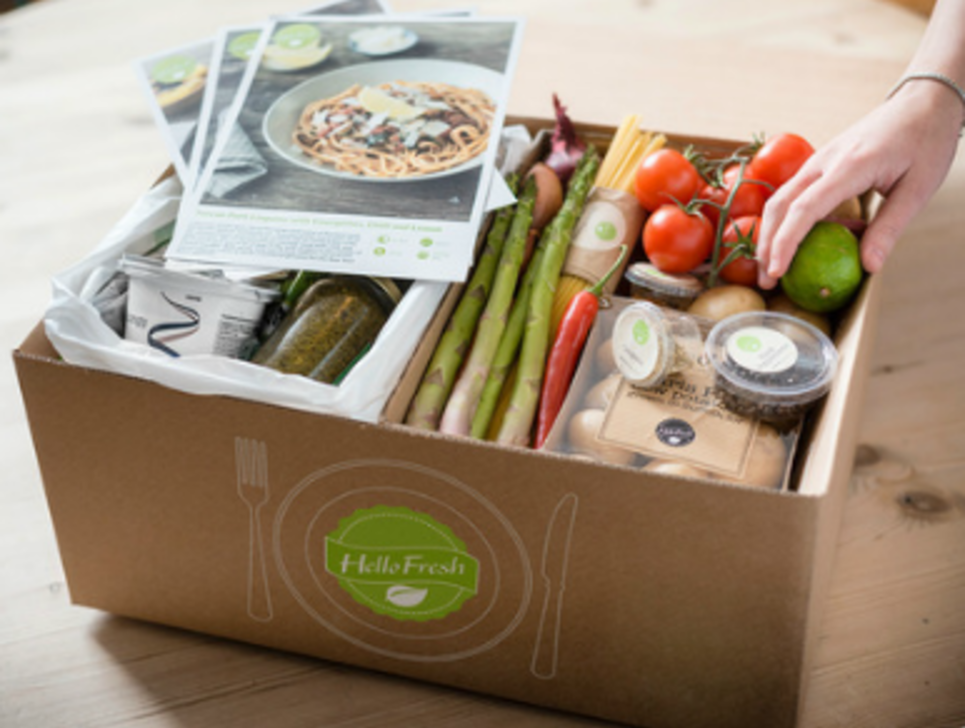 7 Awesome Meal Delivery Services That Make Cooking Easy