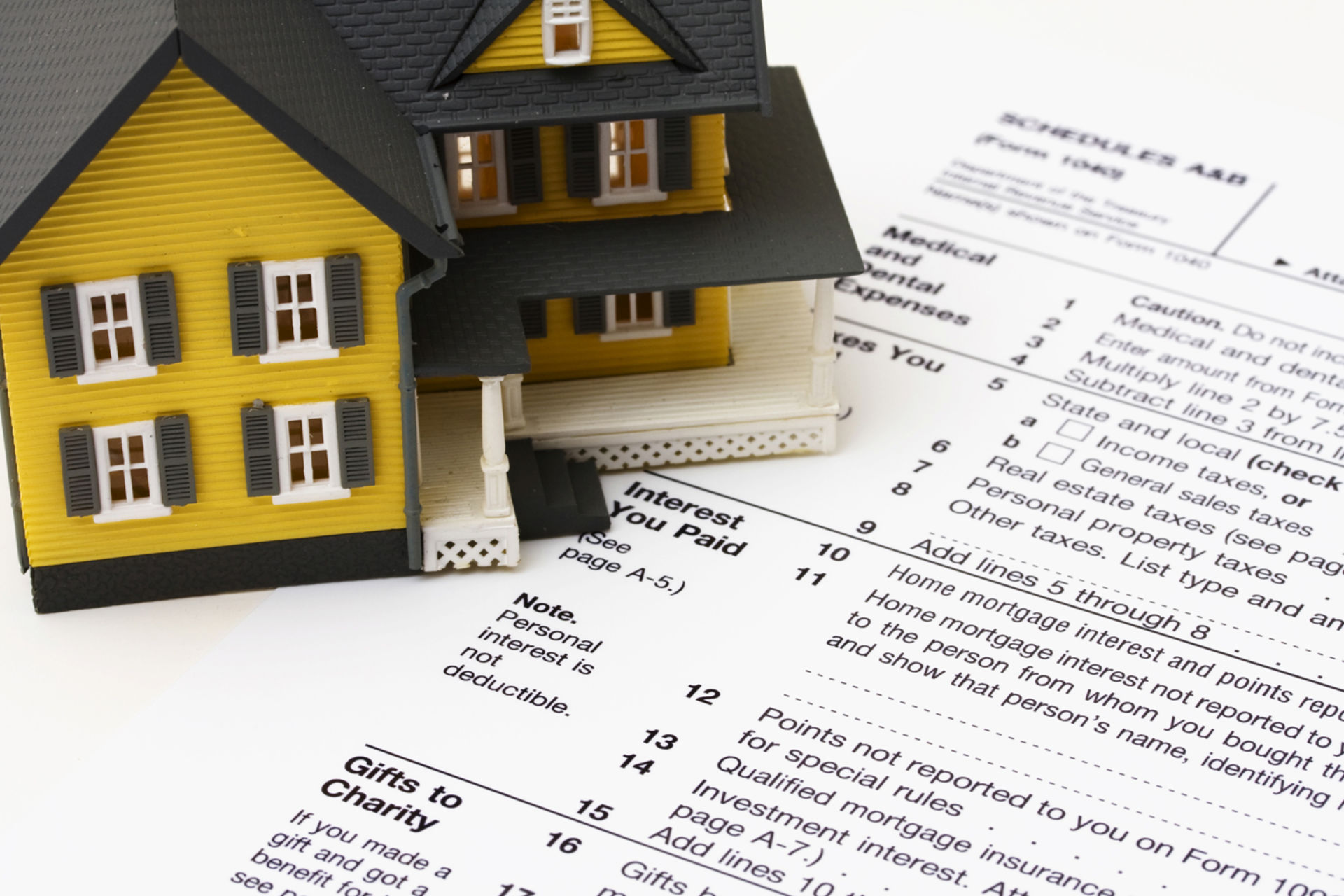 TAX BILL REFORM: How it Affects You As a Homeowner
