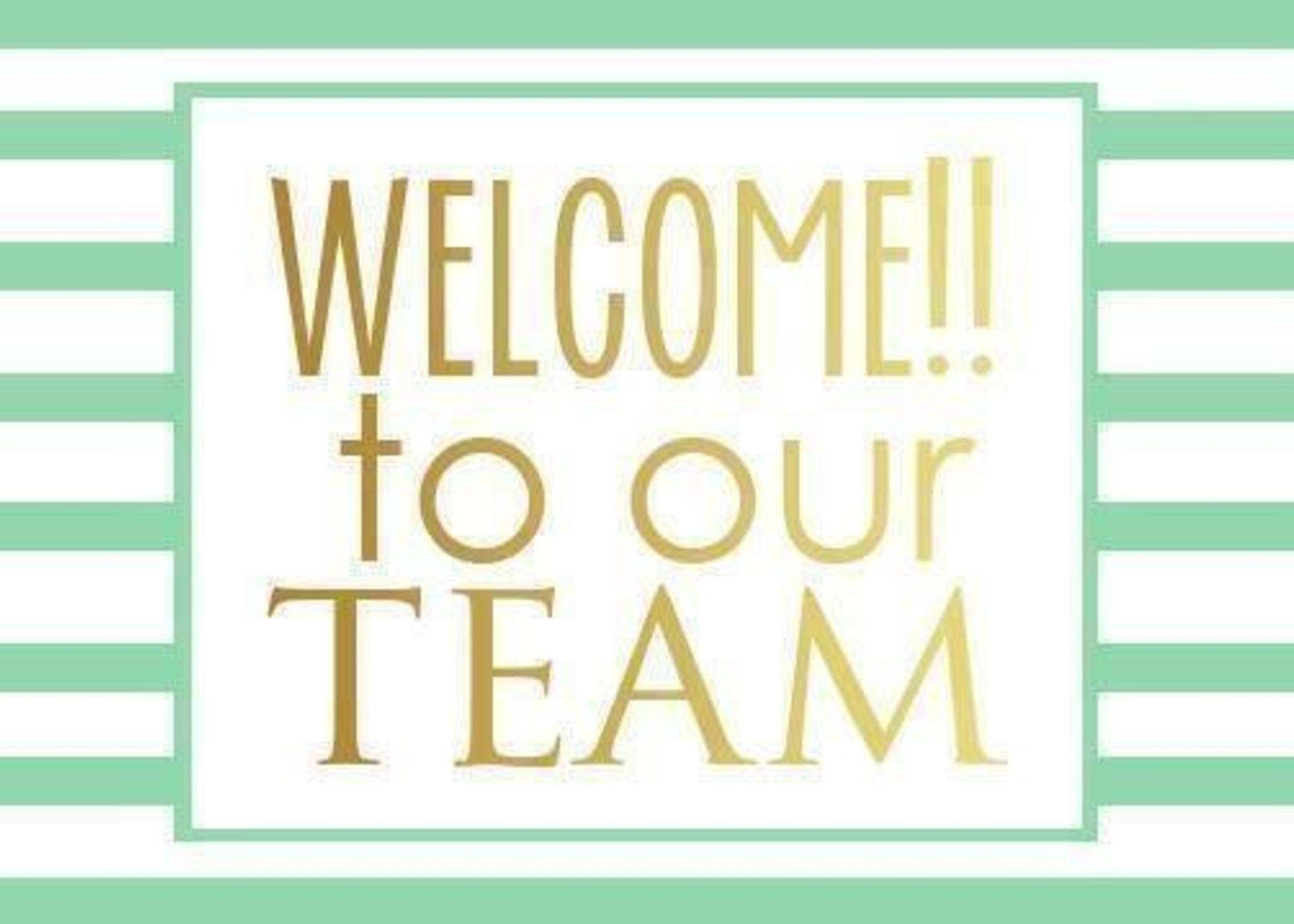 Welcome to our team, Julie Roy