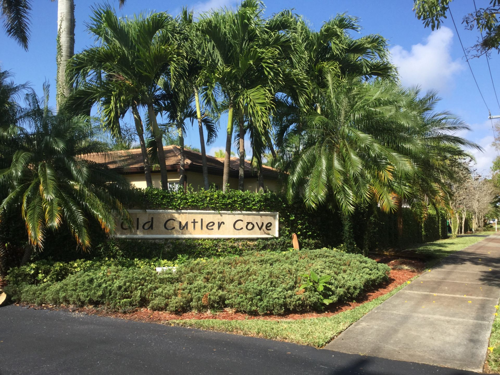 Old Cutler Cove