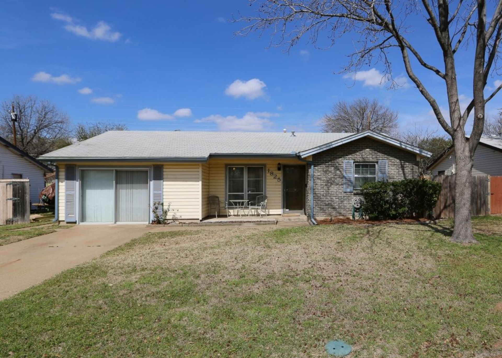 FOUR BEDROOM IRVING HOME FOR SALE $175K