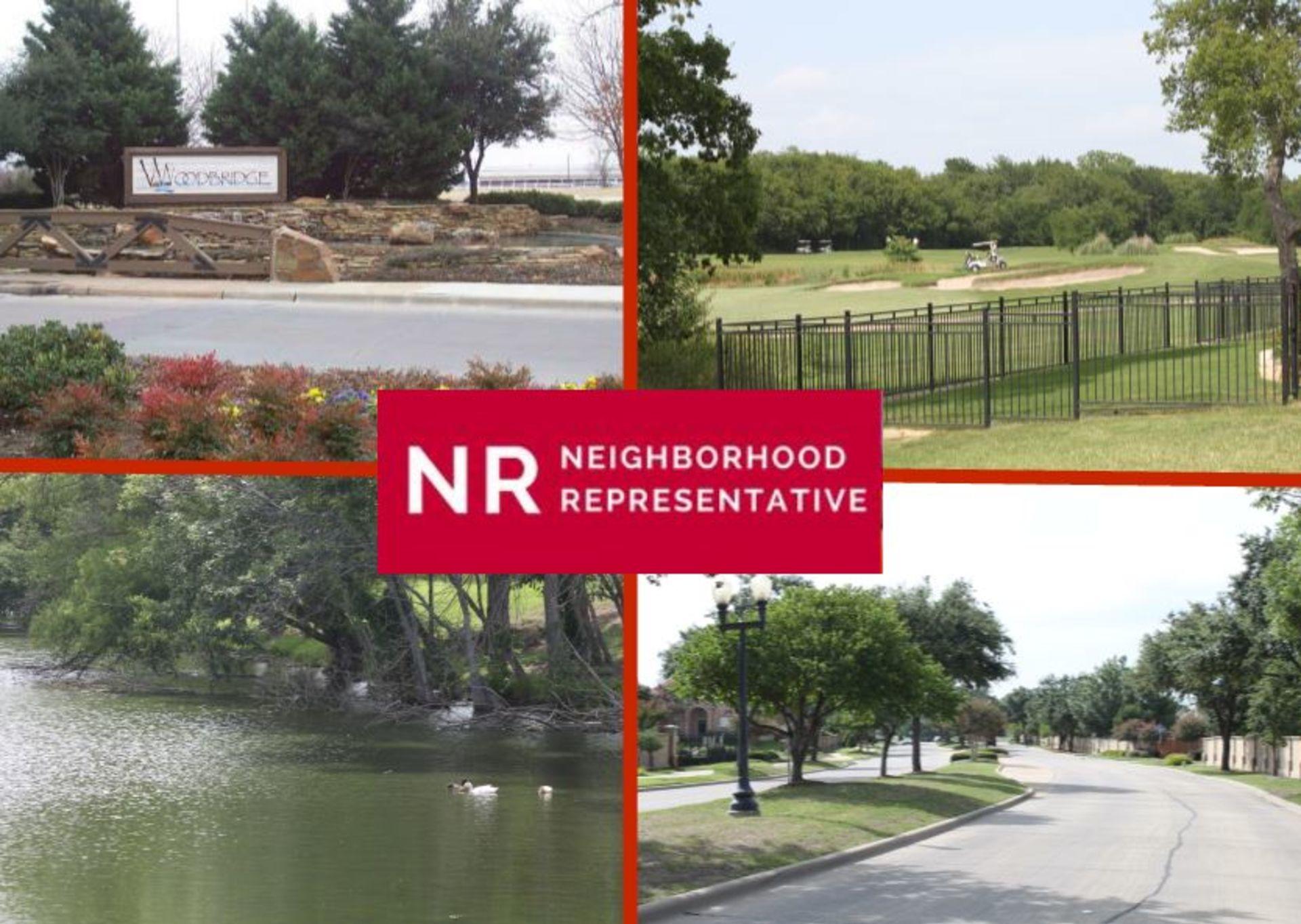 Woodbridge Neighborhood Rep Elections in July