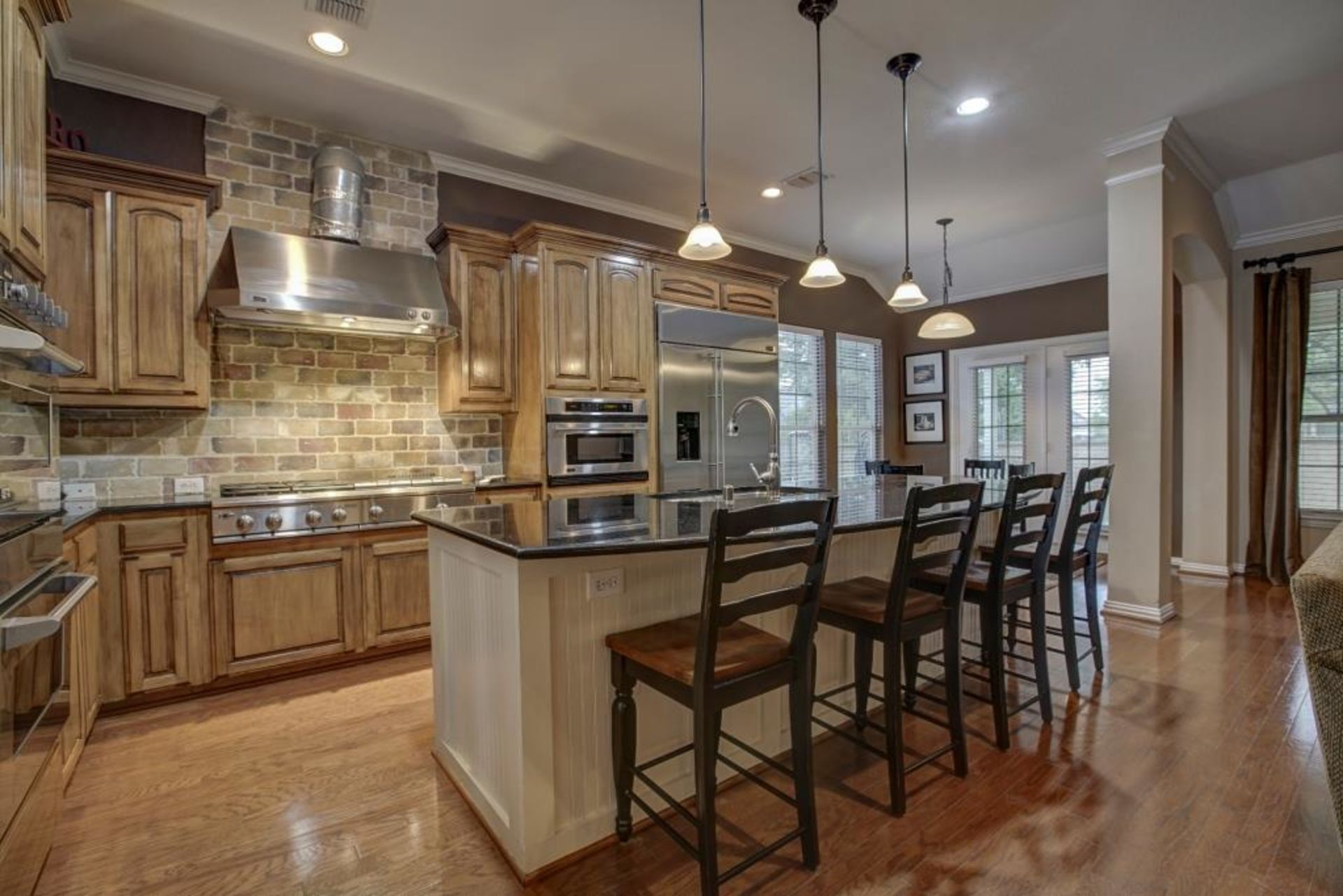 Looking for a Home with a Professional Chef's Dream Kitchen?