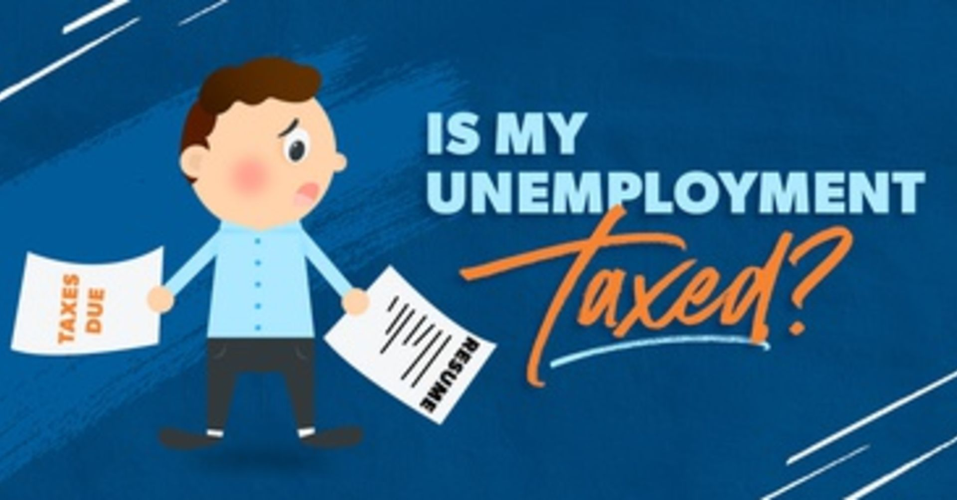 Unemployment benefits and taxes- Dave Ramsey