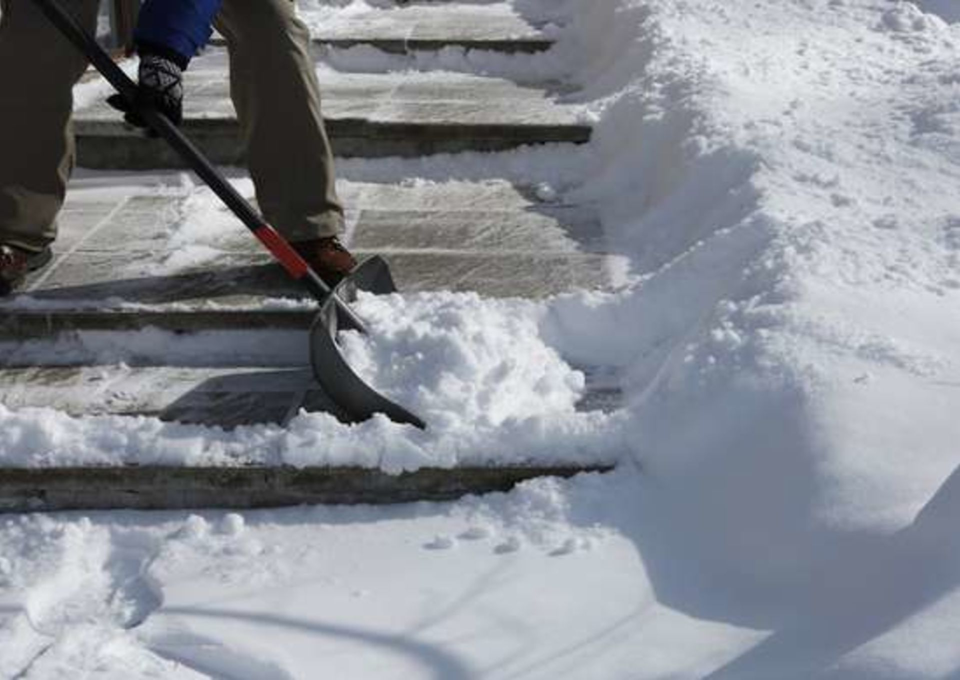 How to Safely Shovel Snow