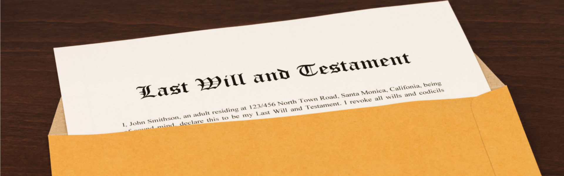 What Homeowners Should Know About Wills and Living Trusts