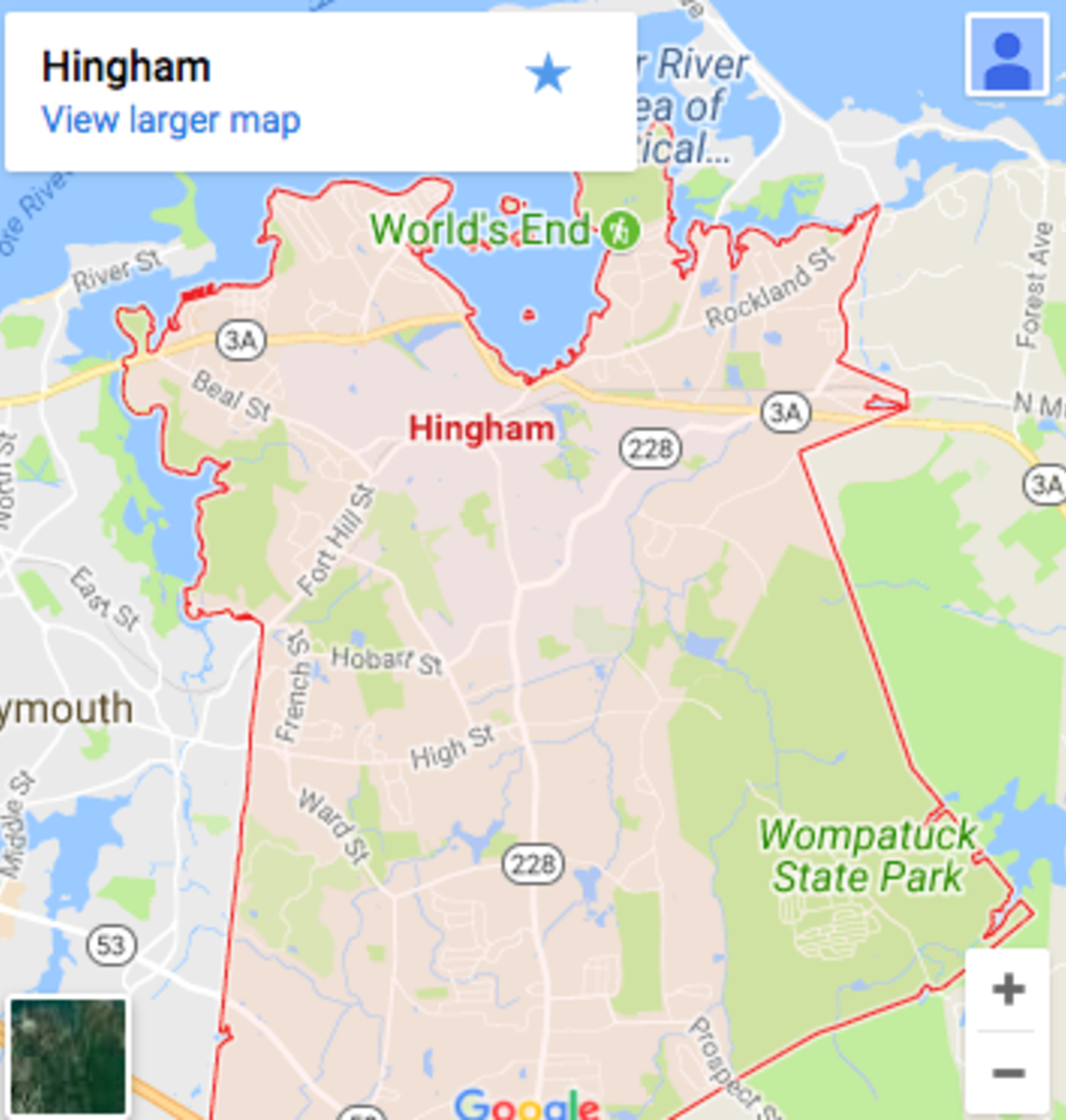 Hingham Homes for Sale