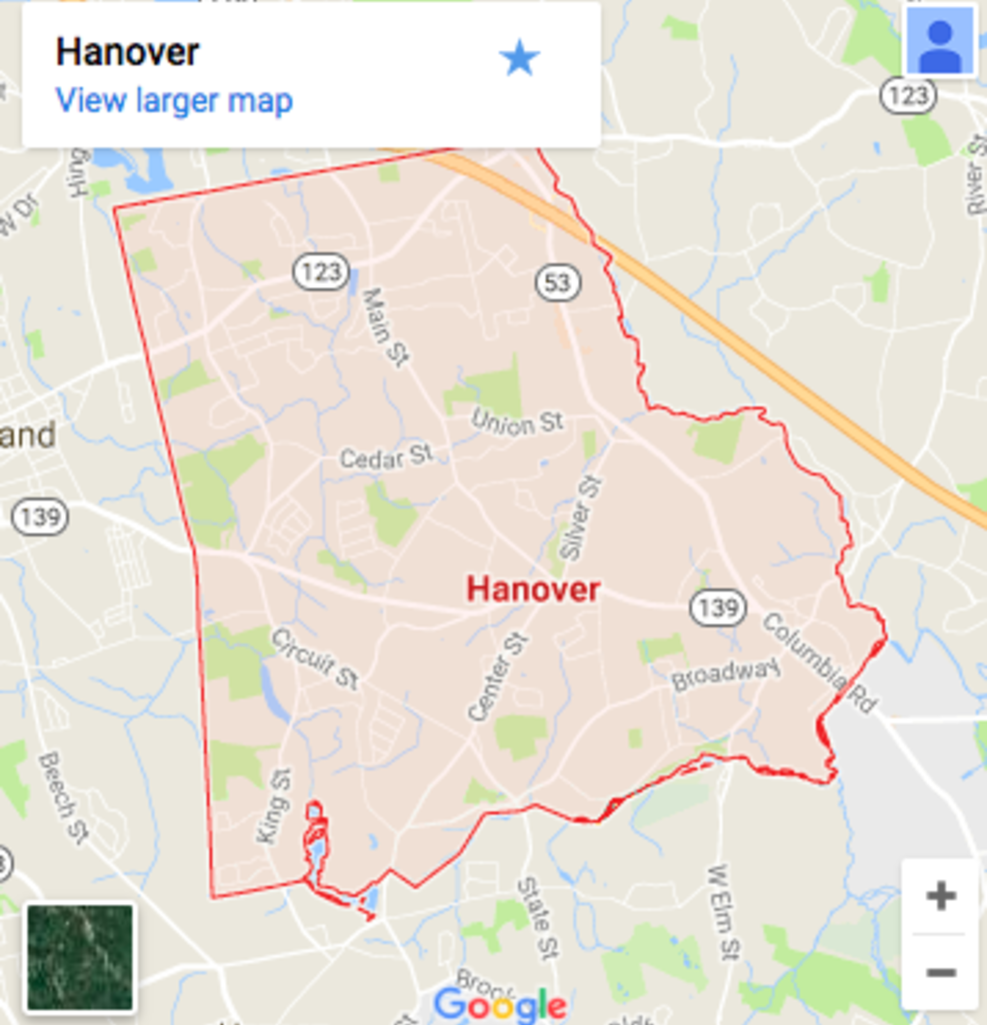 Hanover Homes For Sale