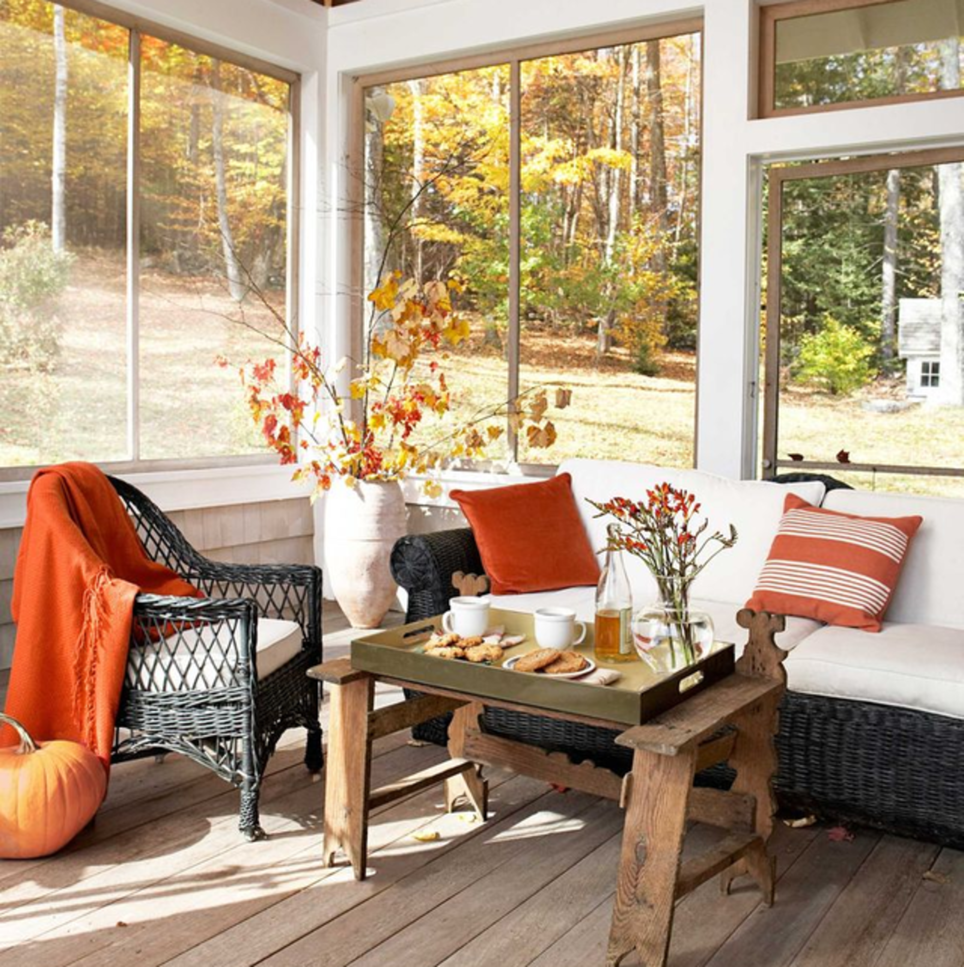 You'll fall in love with these 5 home design trends for autumn