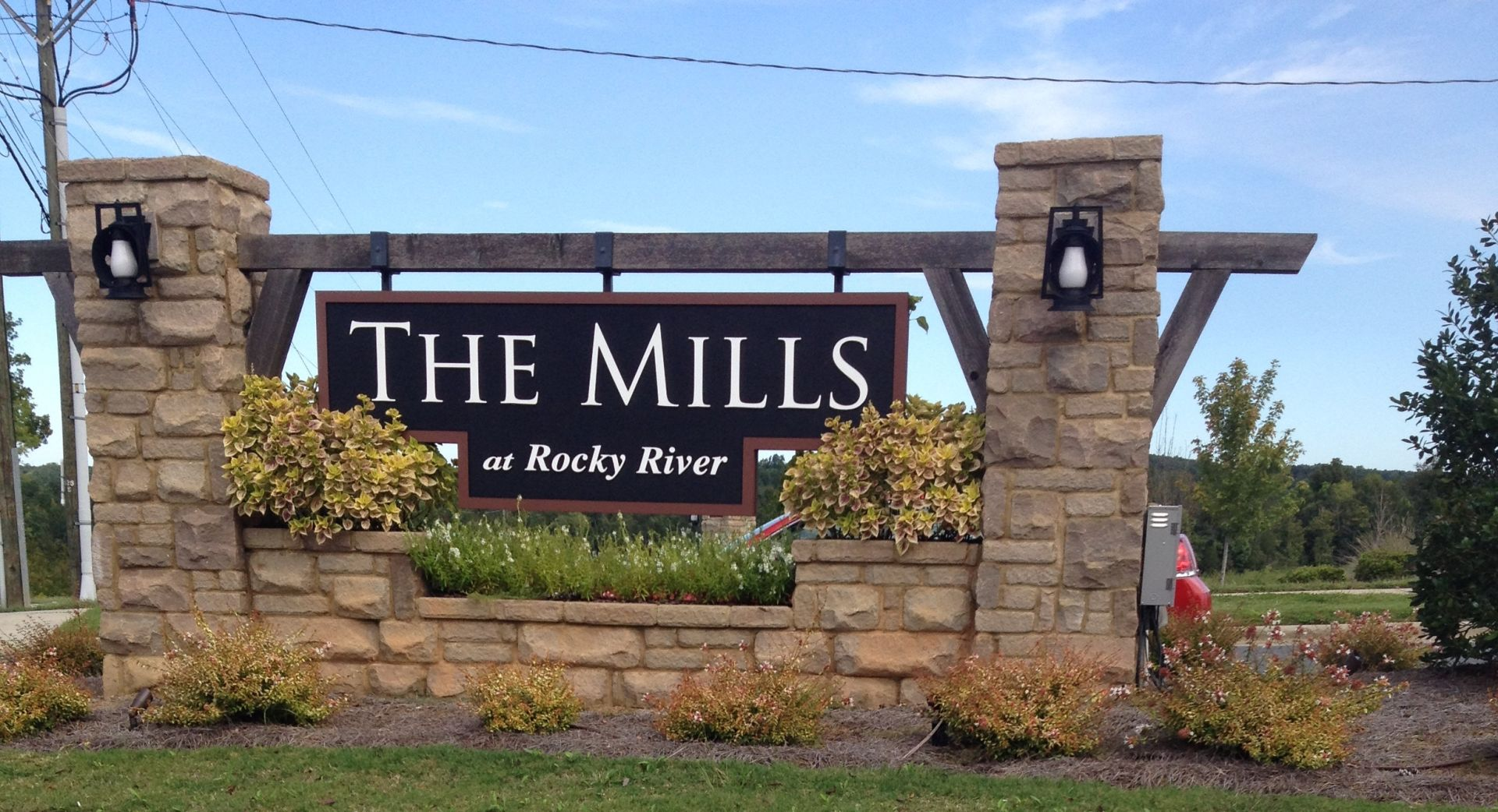 The Mills at Rocky River