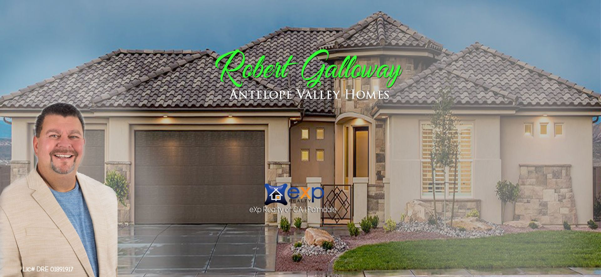 Best Palmdale Homes for Sale Robert Galloway