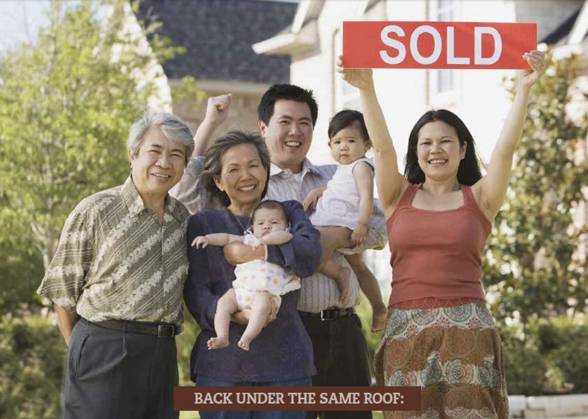 Rise of Multi-Generational Living