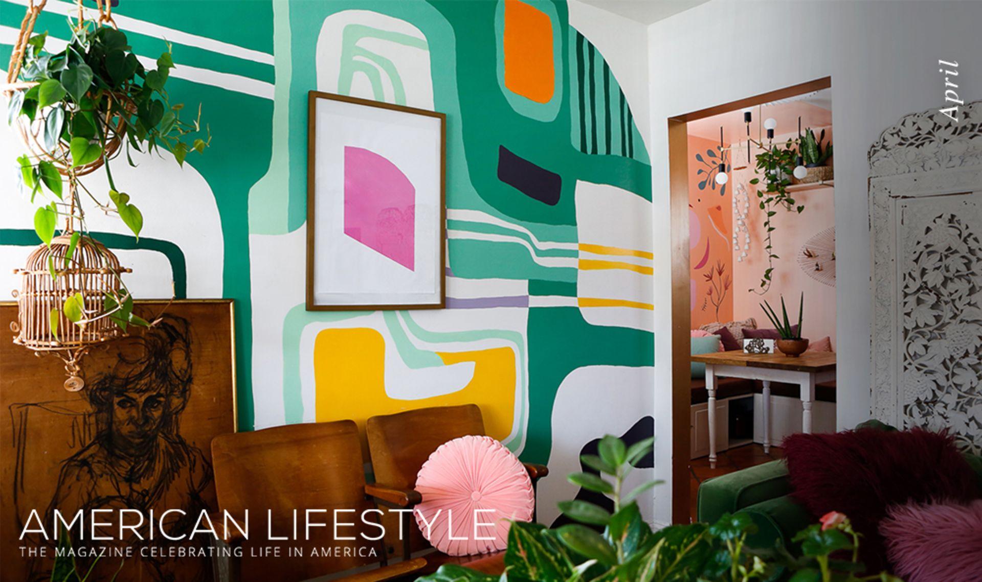 April Issue American Lifestyle Magazine