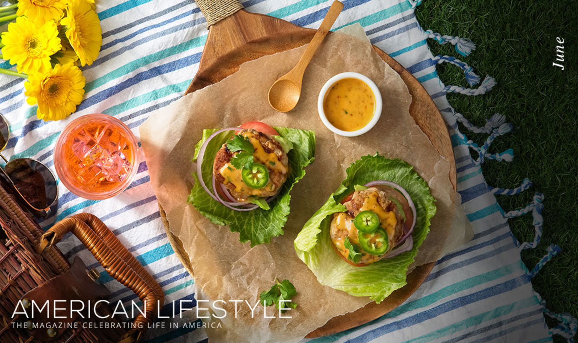 June Issue American Lifestyle