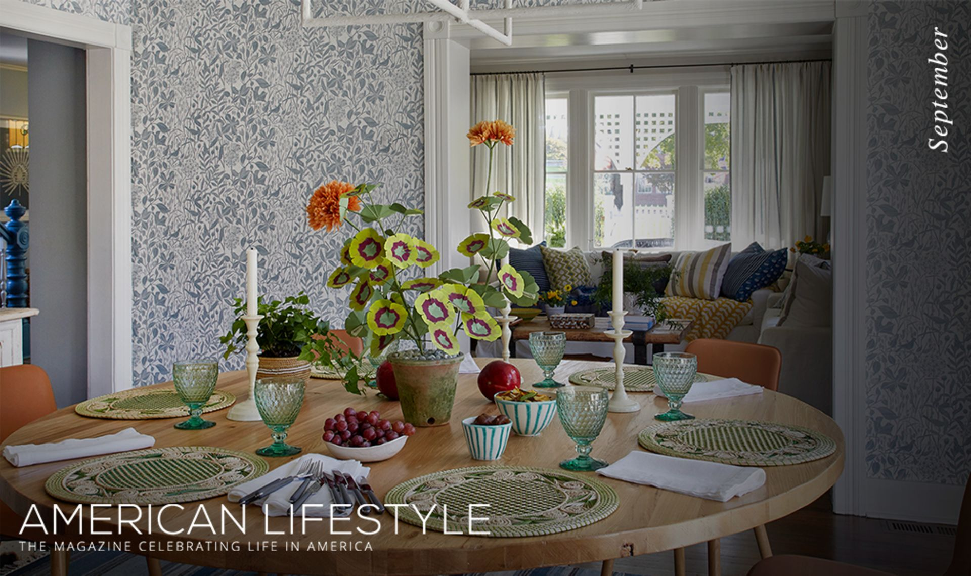 American Lifestyle September Edition