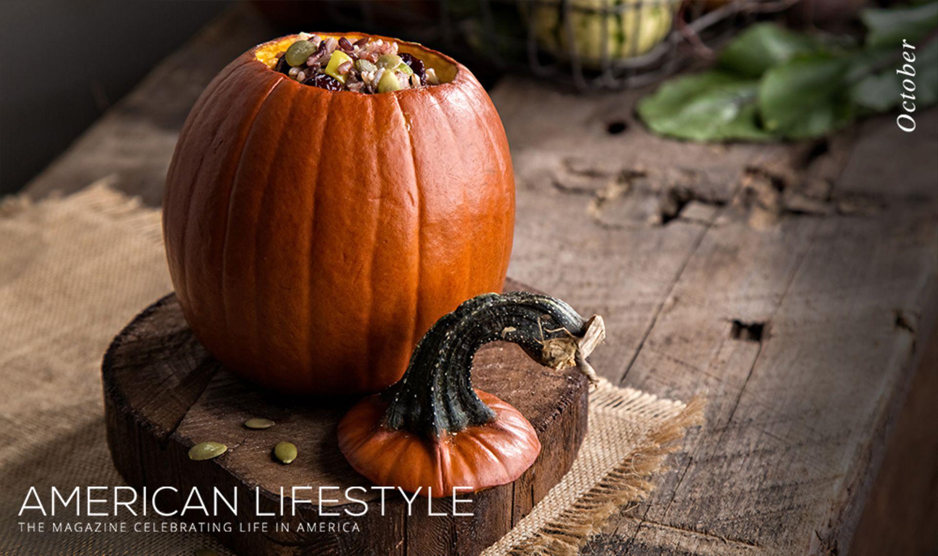 October Issue American Lifestyle Magazine