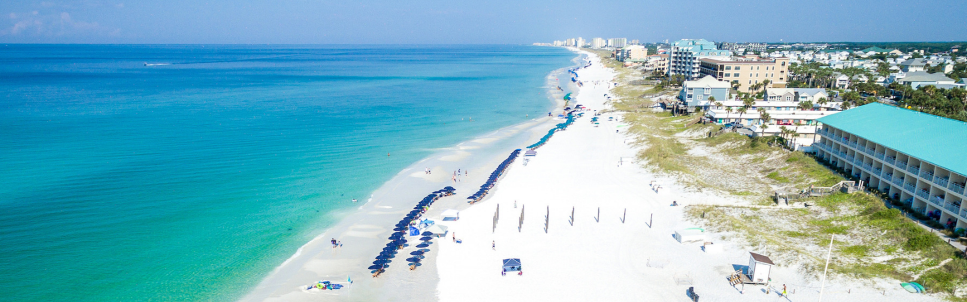 """Destin Recognized as a """"Best Beach Town"""" by Southern Living"""