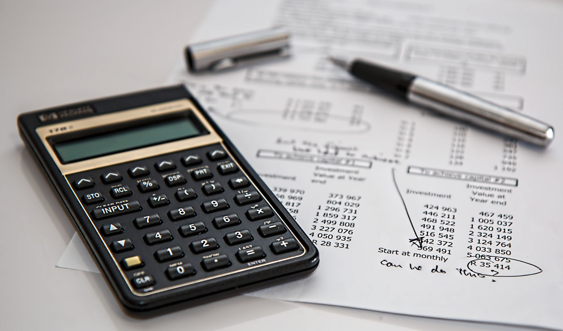 Tackling your budget during hard times