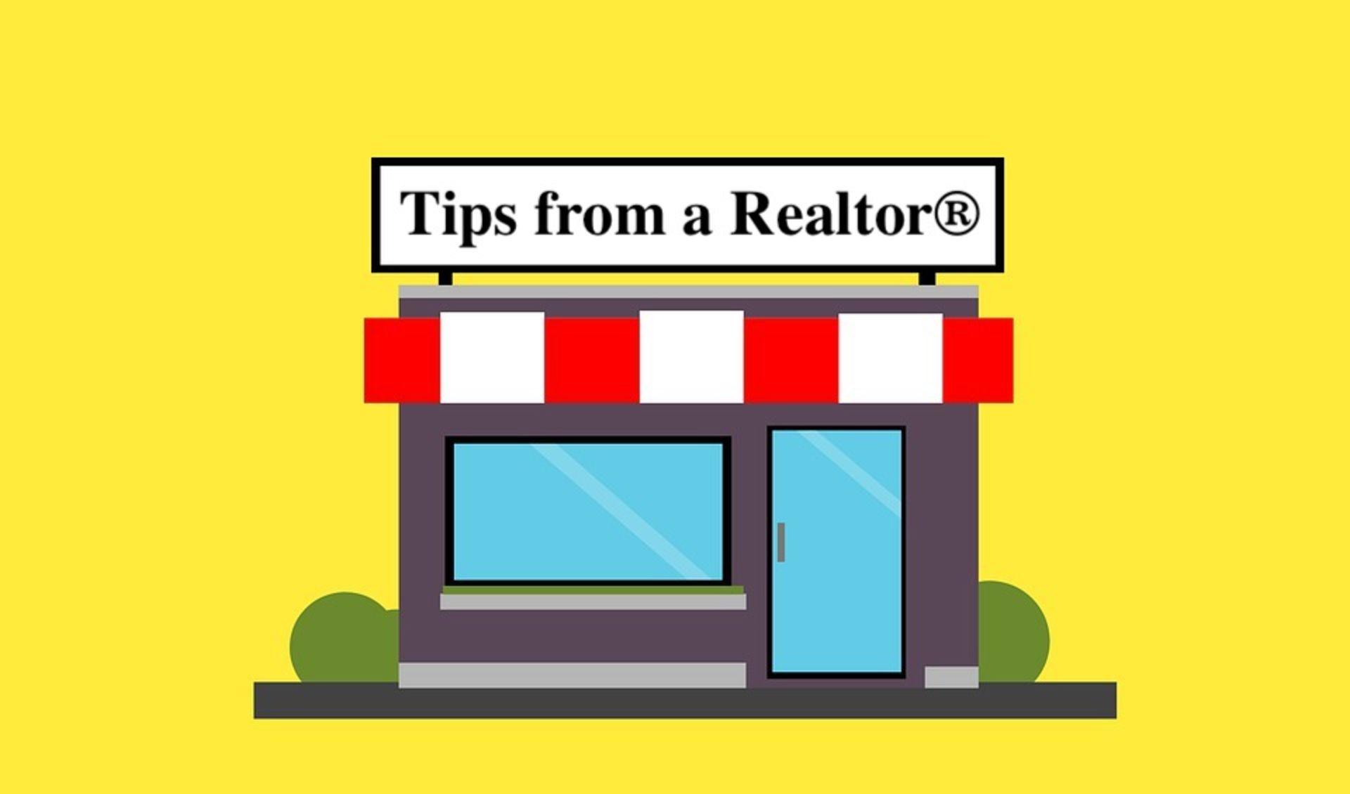 Tips from a Realtor® – Luke Gibson