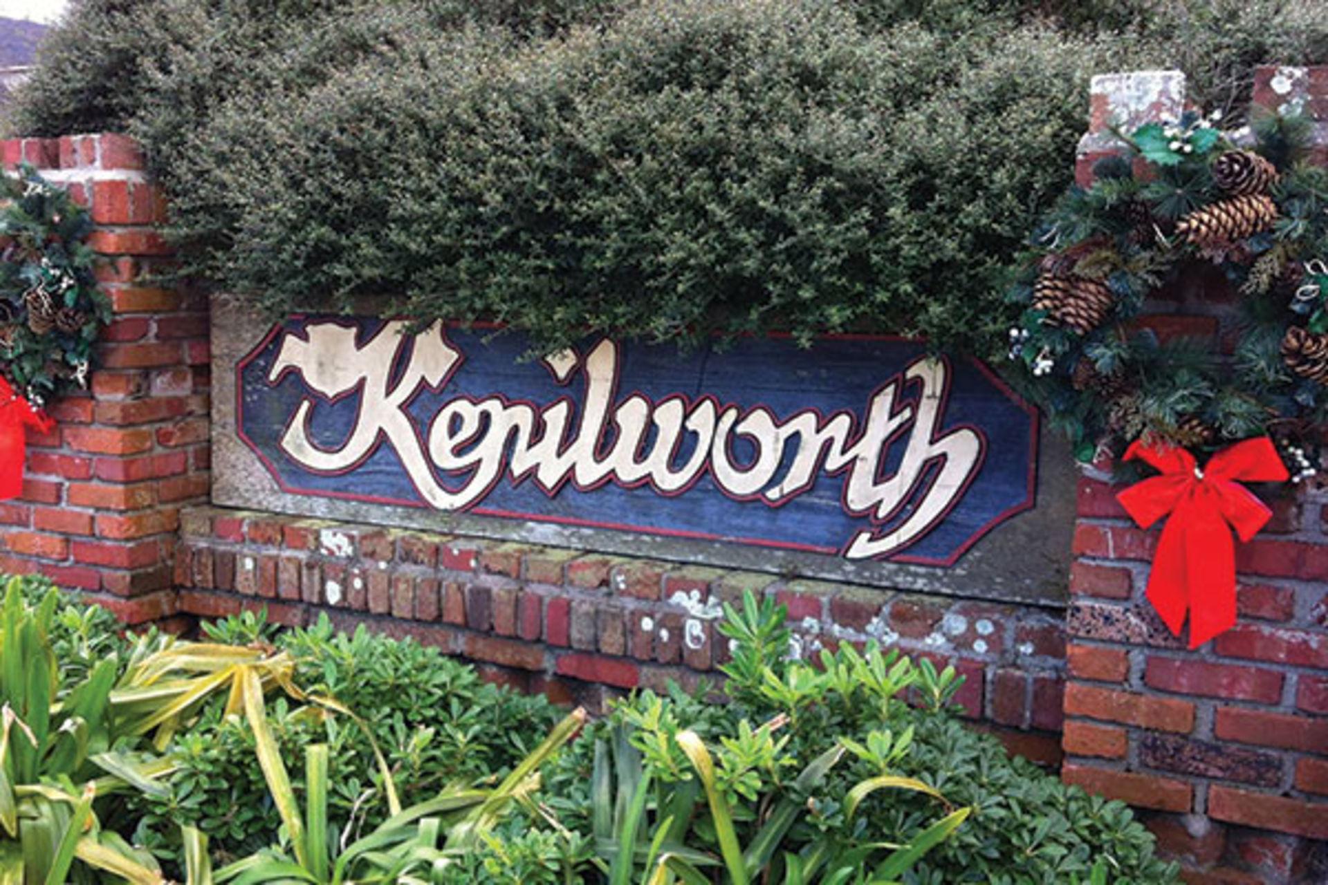 Kenilworth Subdivision