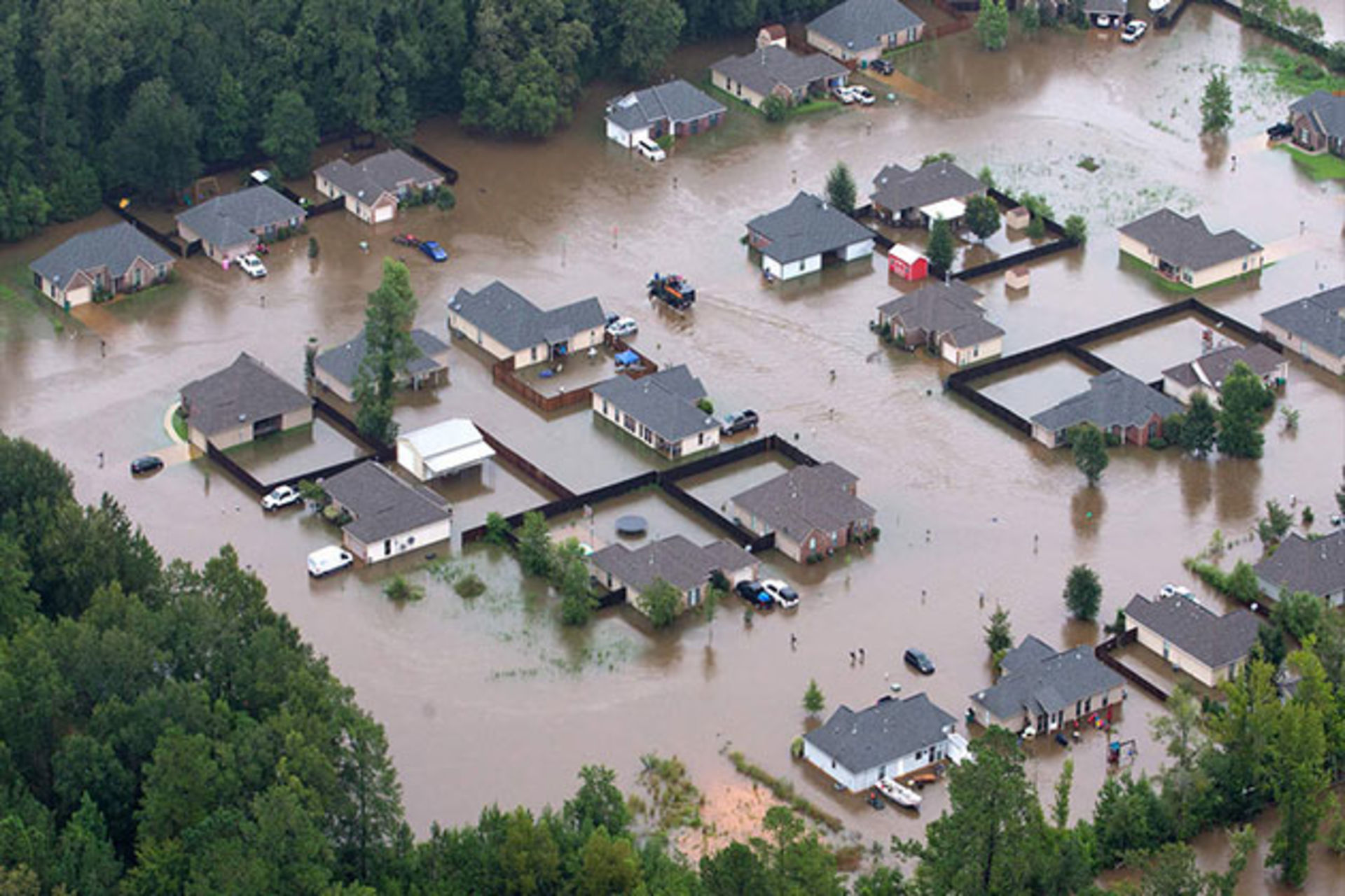 Flood victims can claim recent losses on 2015 tax returns