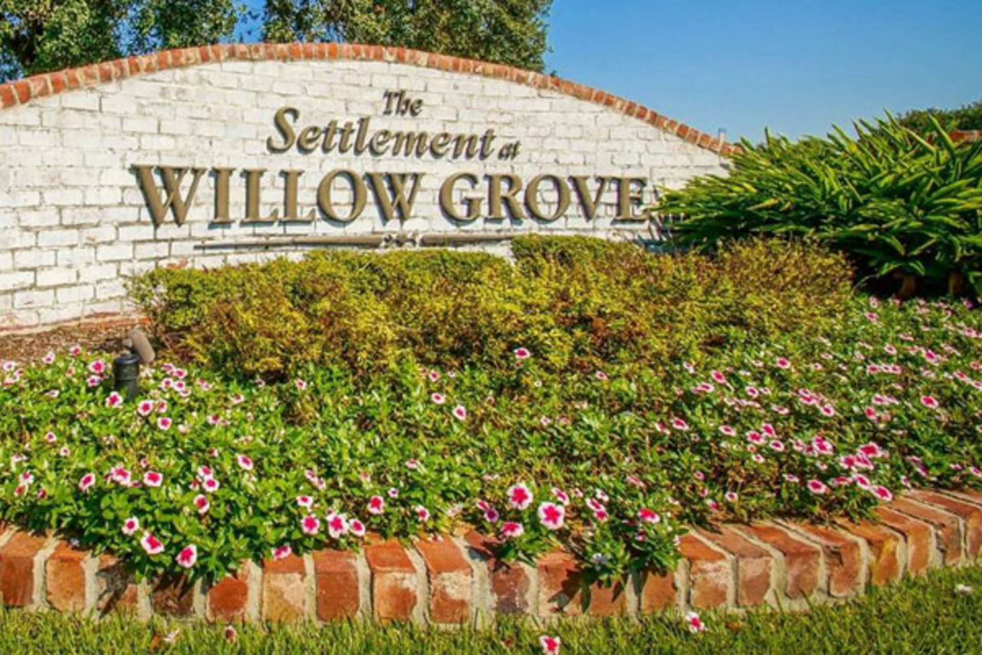 Settlement At Willow Grove