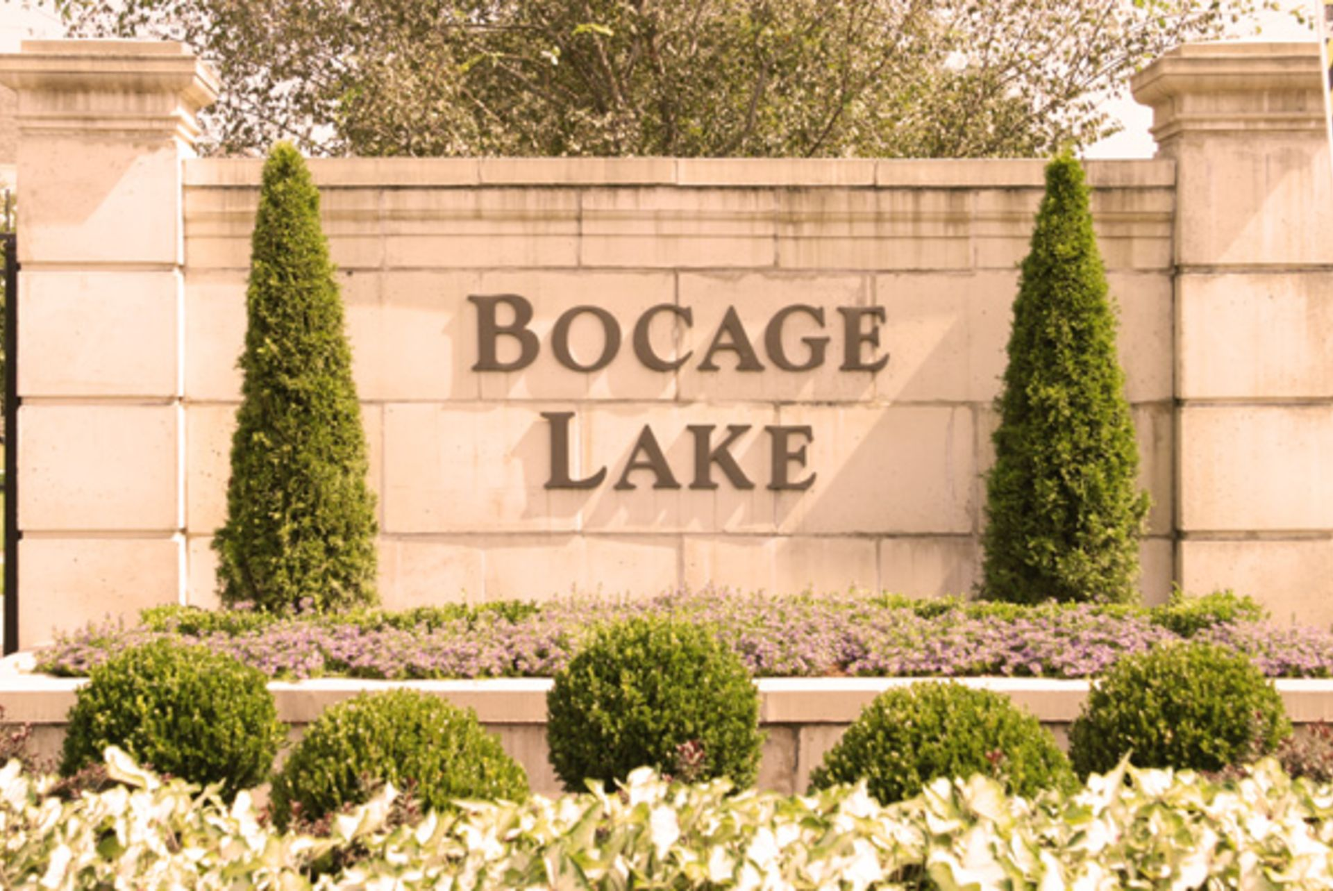 Bocage Lake