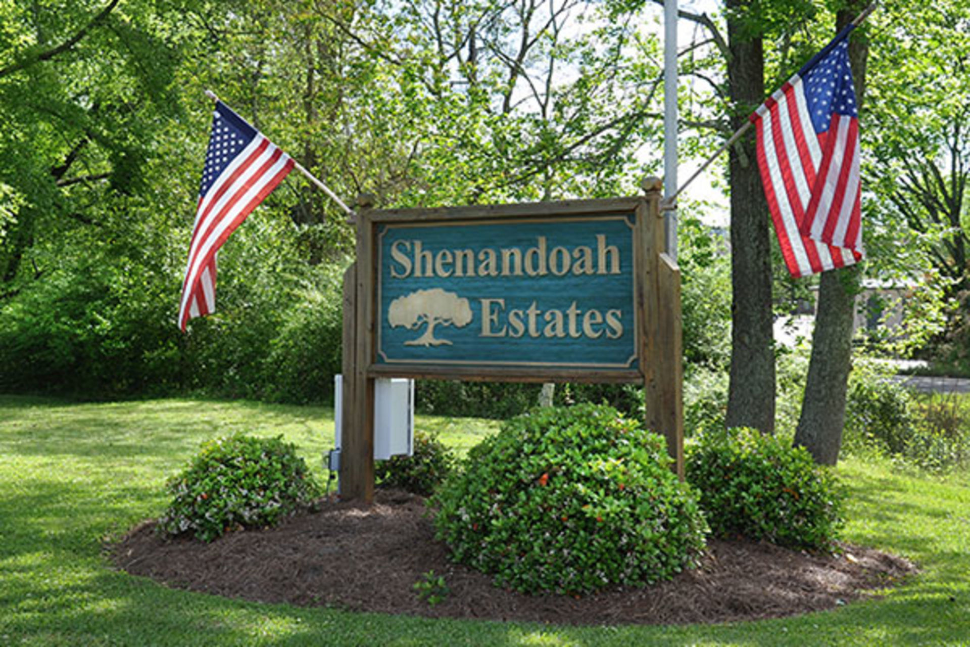 Shenandoah Estates Subdivision