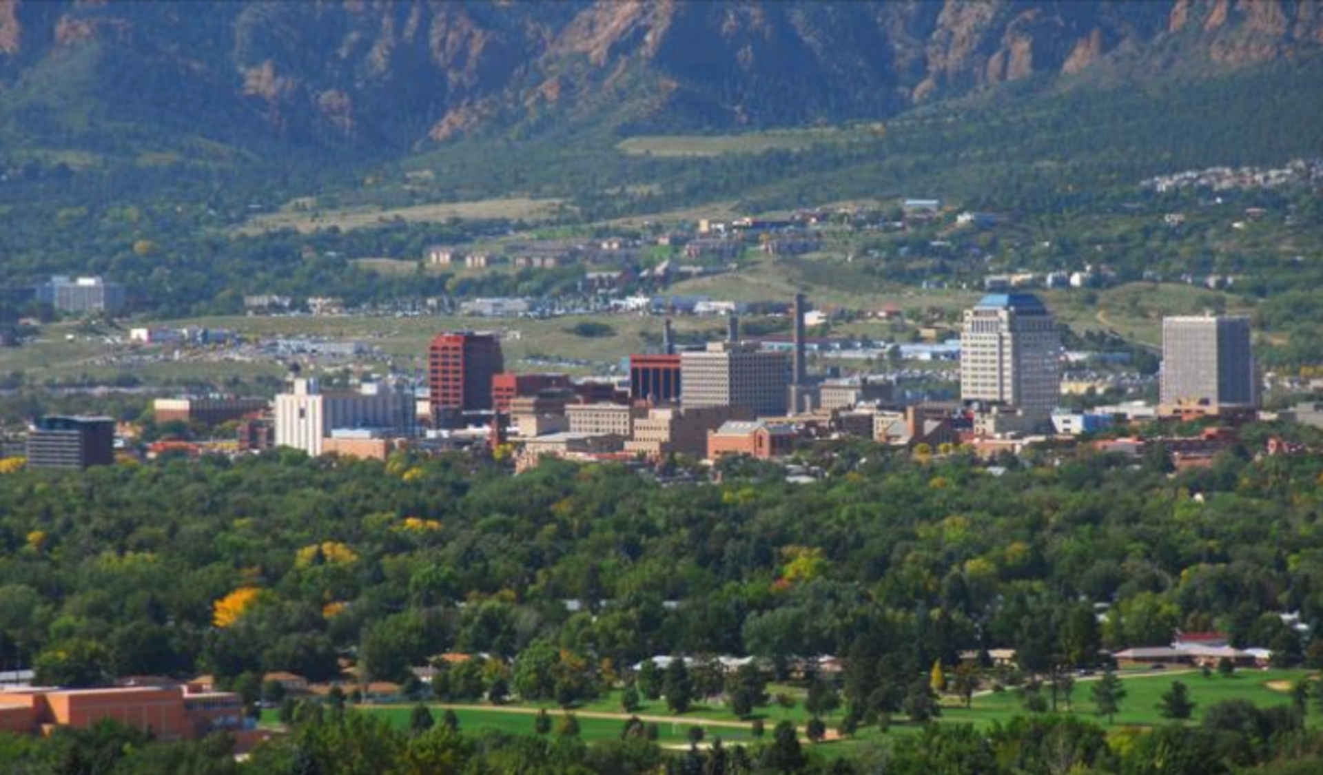 Colorado Springs is No. 2!