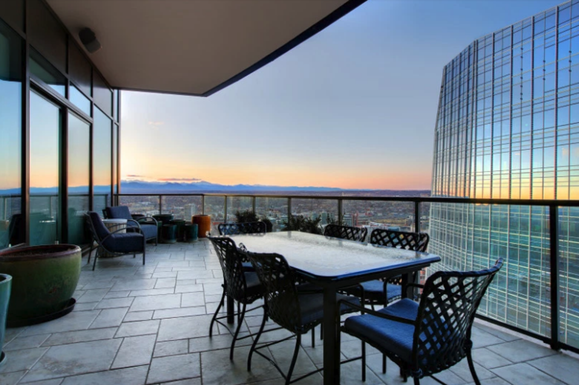 Four Seasons Penthouse in Denver