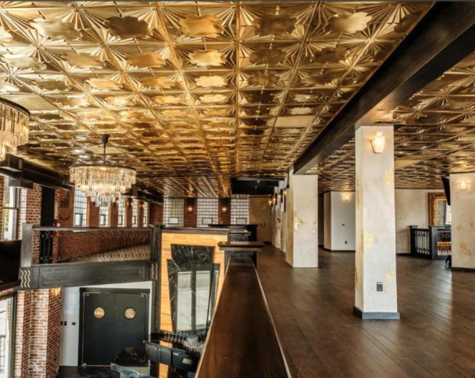 115-Year-Old Building, Now an Event Space in Denver