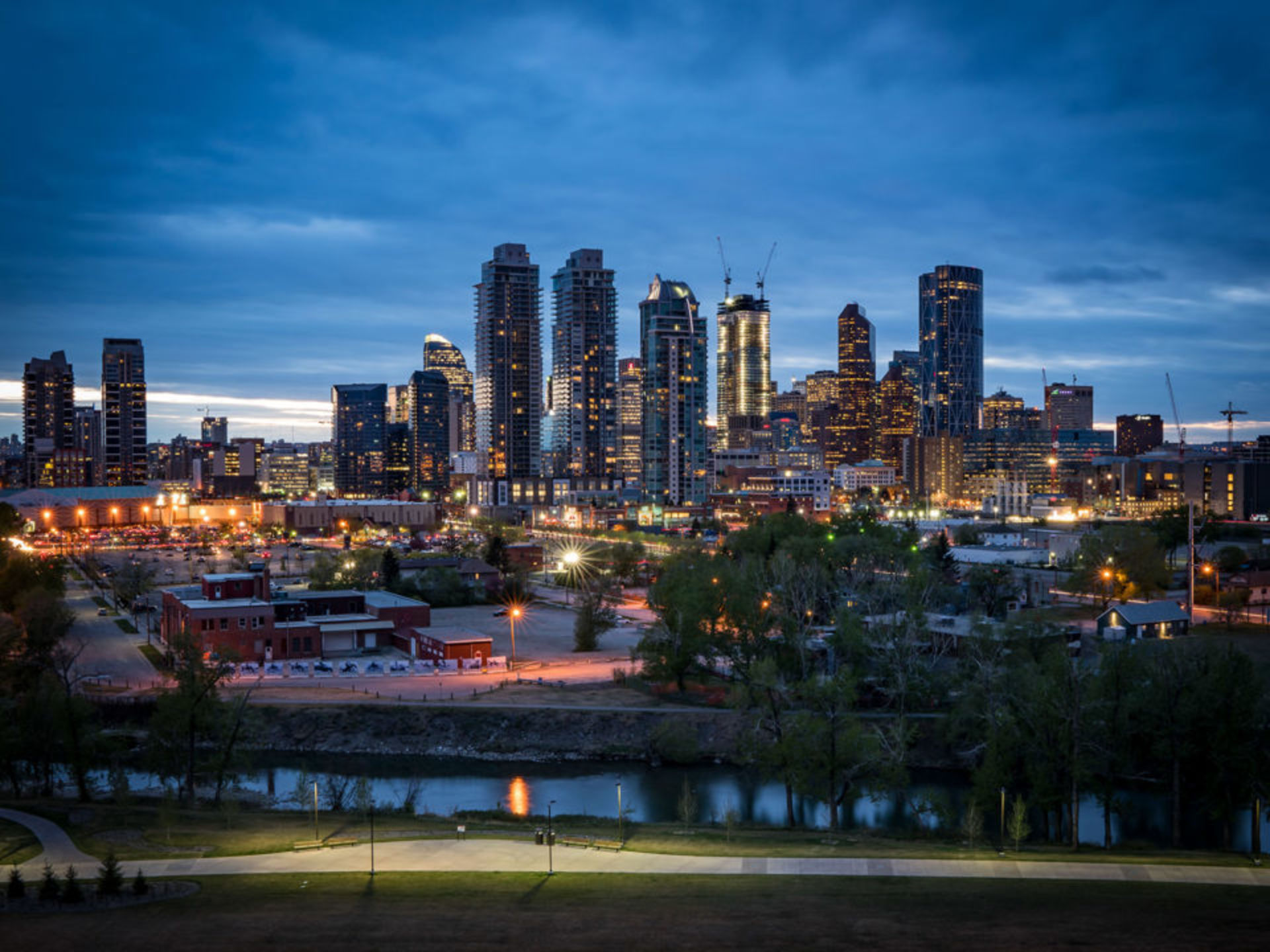 Denver's Canadian Twin City