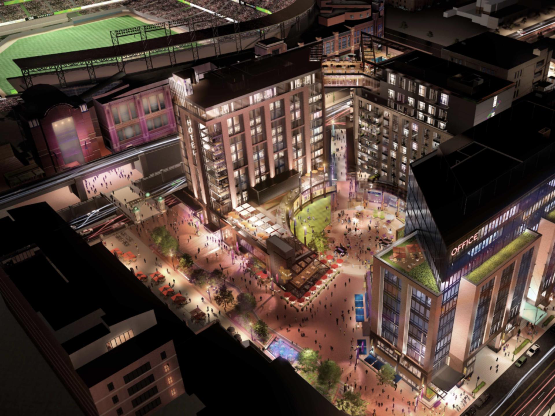 McGregor Square Could Transform the Ballpark Neighborhood