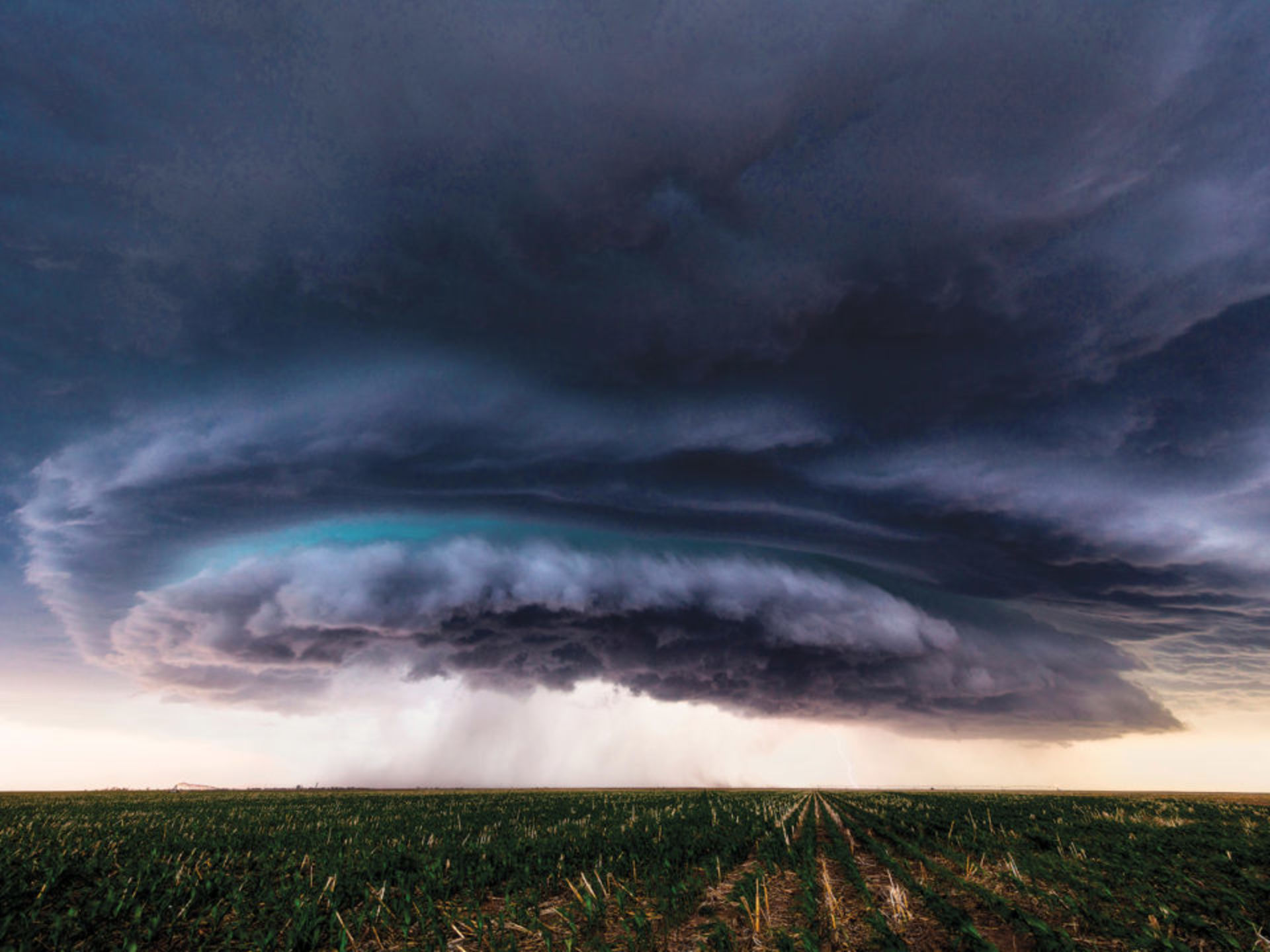 Summertime in Colorado Brings Several Hailstorms