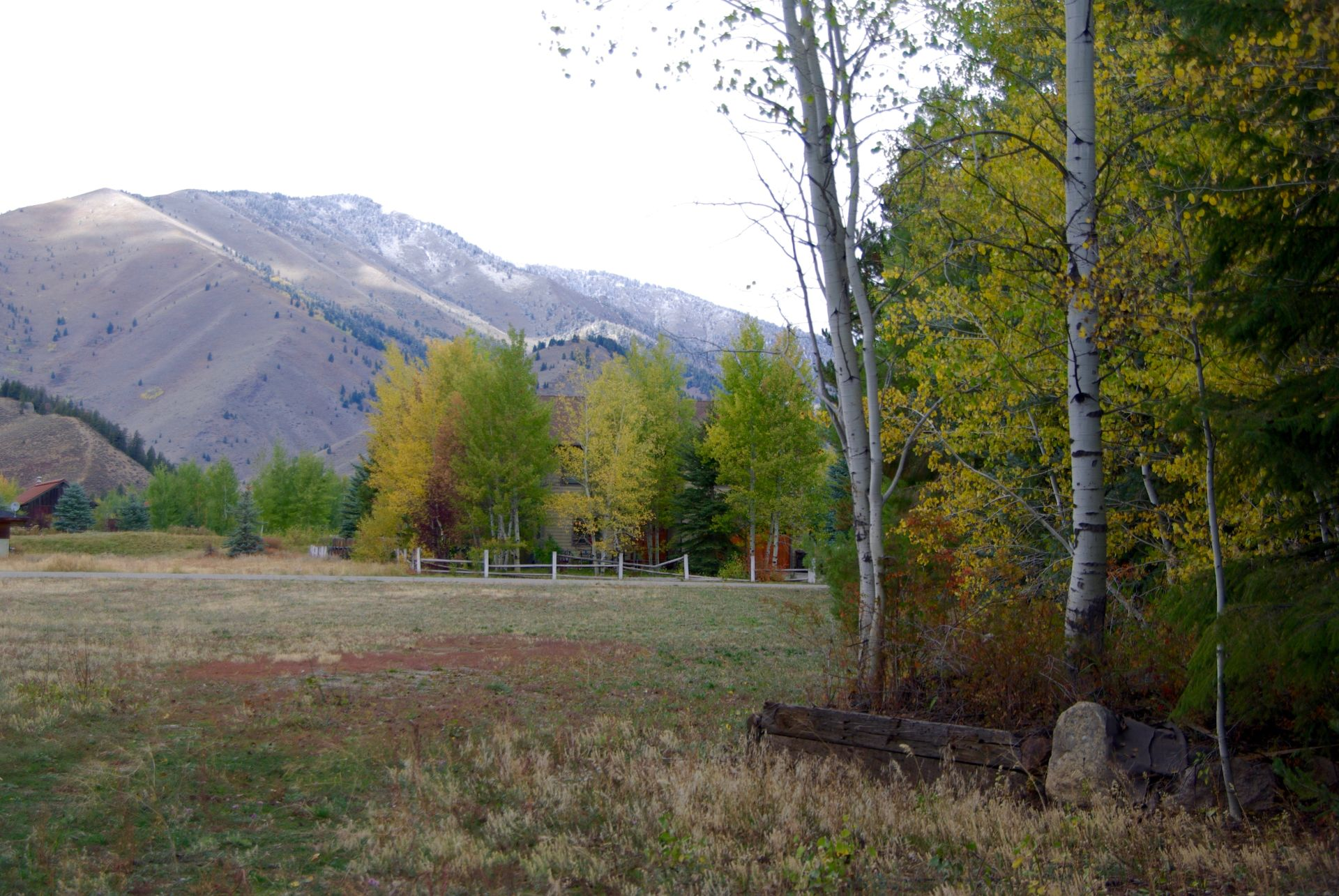 Gorgeous 1.47 Acre River Front Lot in North Ketchum