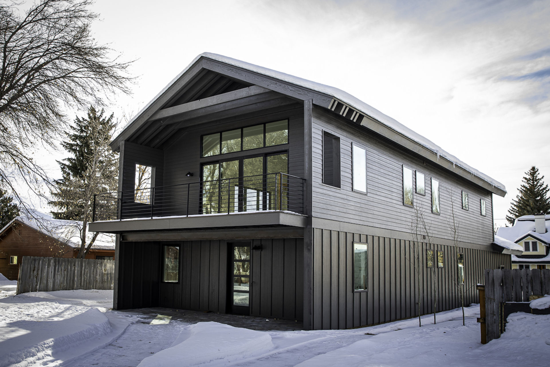 Brand New Construction on 315 S. 2nd in Hailey, ID