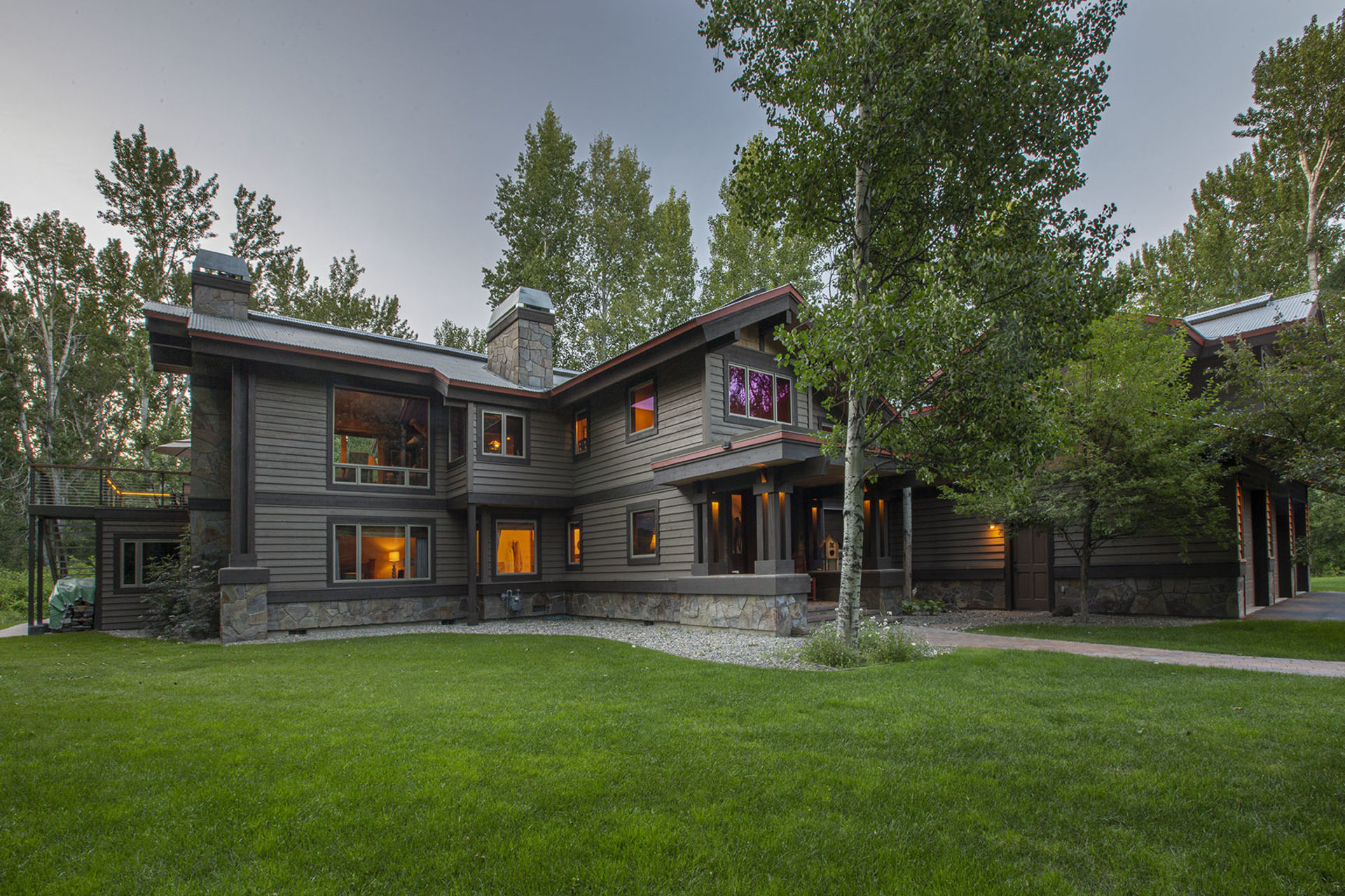 Idaho Mountain Luxury in Zinc Spur