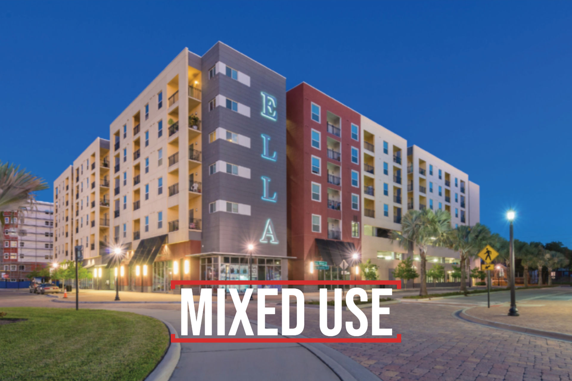 Mixed Use For Lease – Orlando
