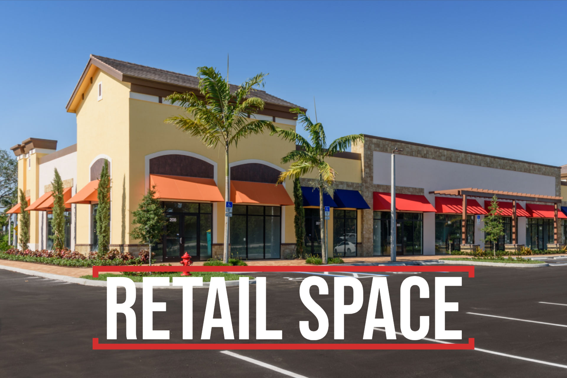 Retail For Lease – St. Pete