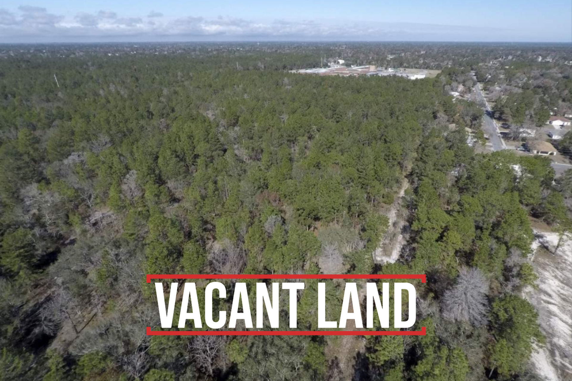 Unimproved Land For Sale – Tampa