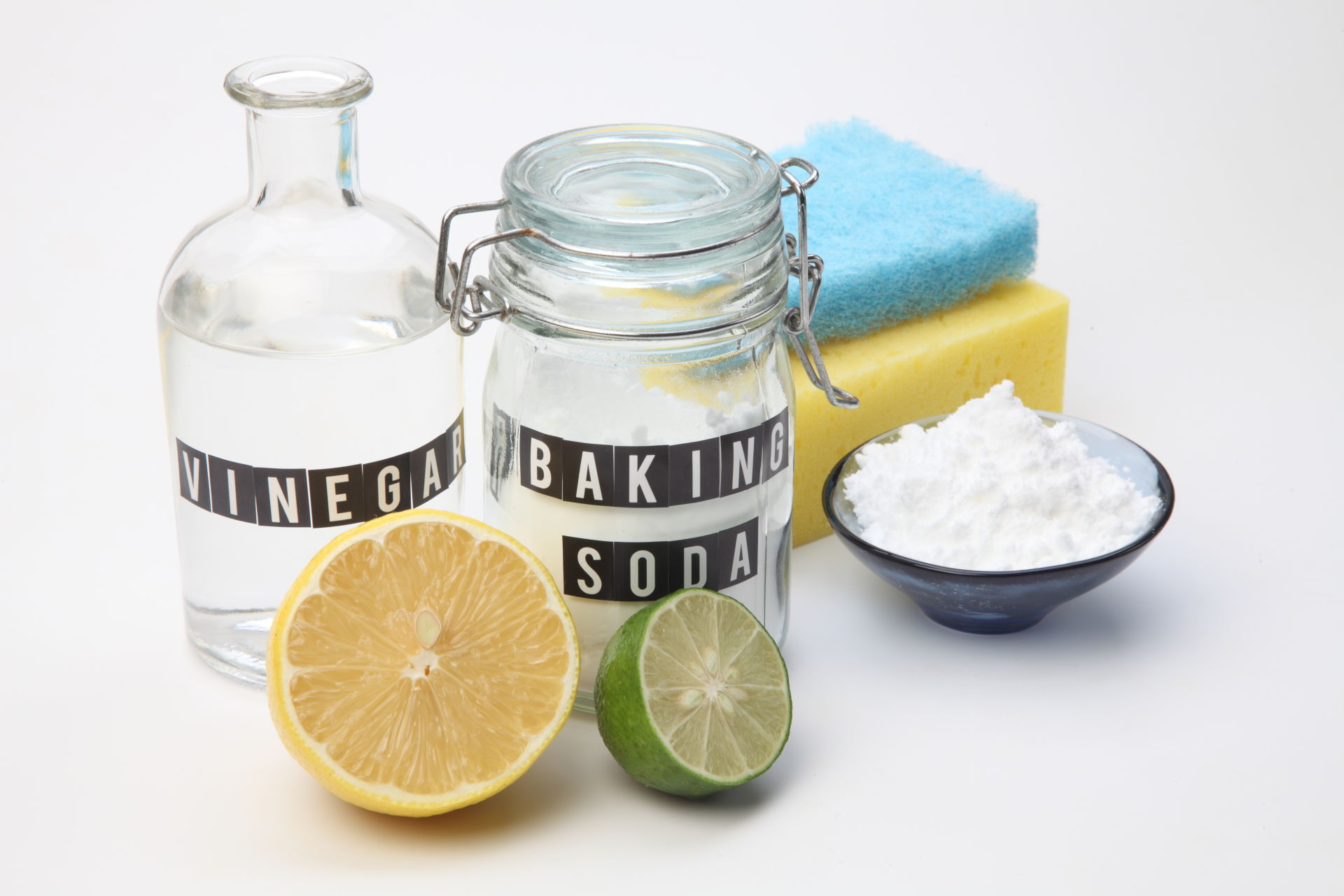 How to Clean Your Home This Summer—NATURALLY!