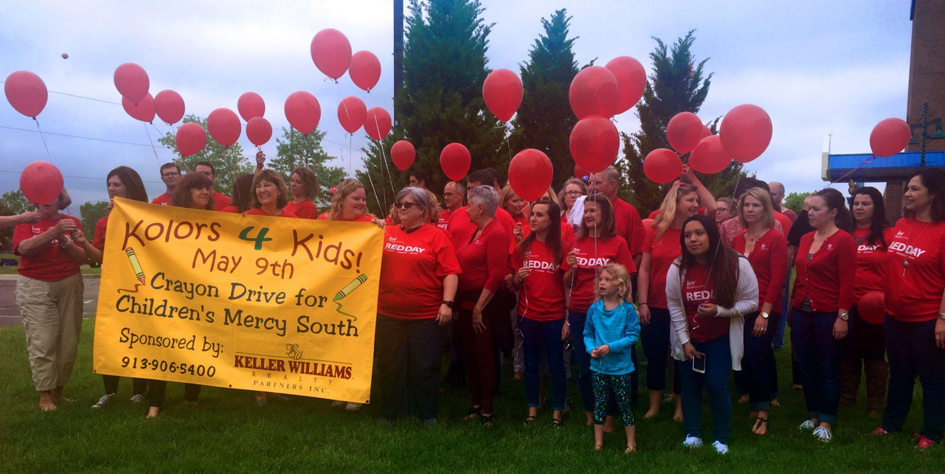 2019 RED DAY – KELLER WILLIAMS OVERLAND PARK