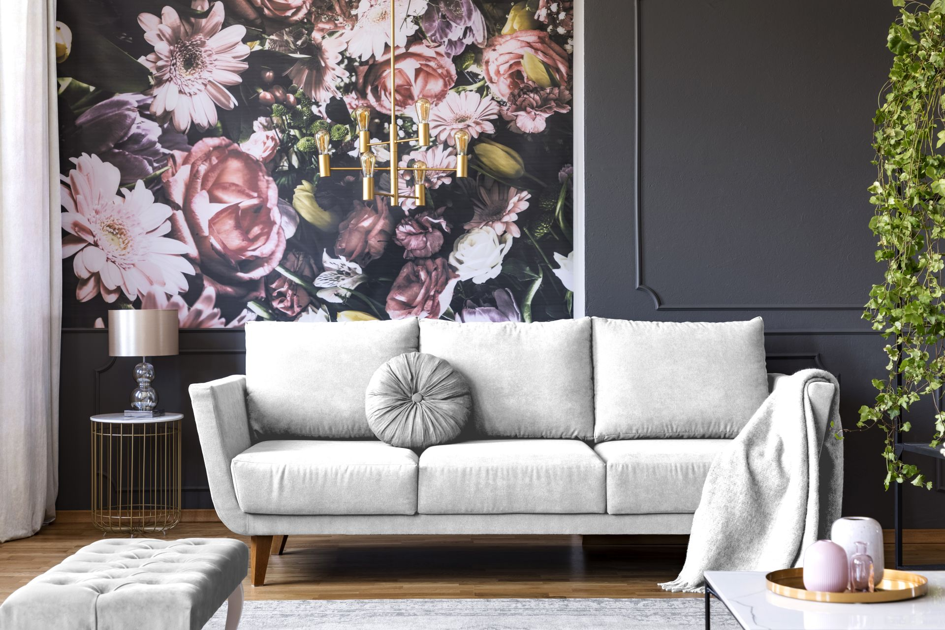 How to Use Black Paint in Your Home