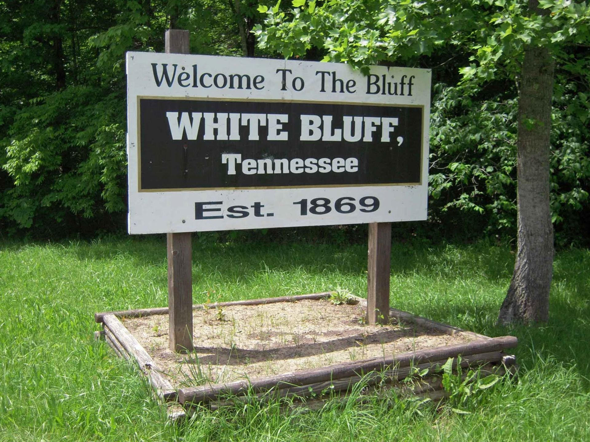 White Bluff
