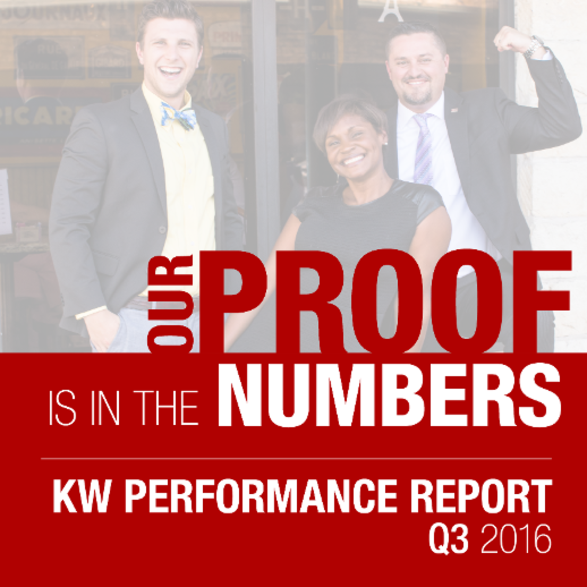 Keller Williams — Outpacing The Industry