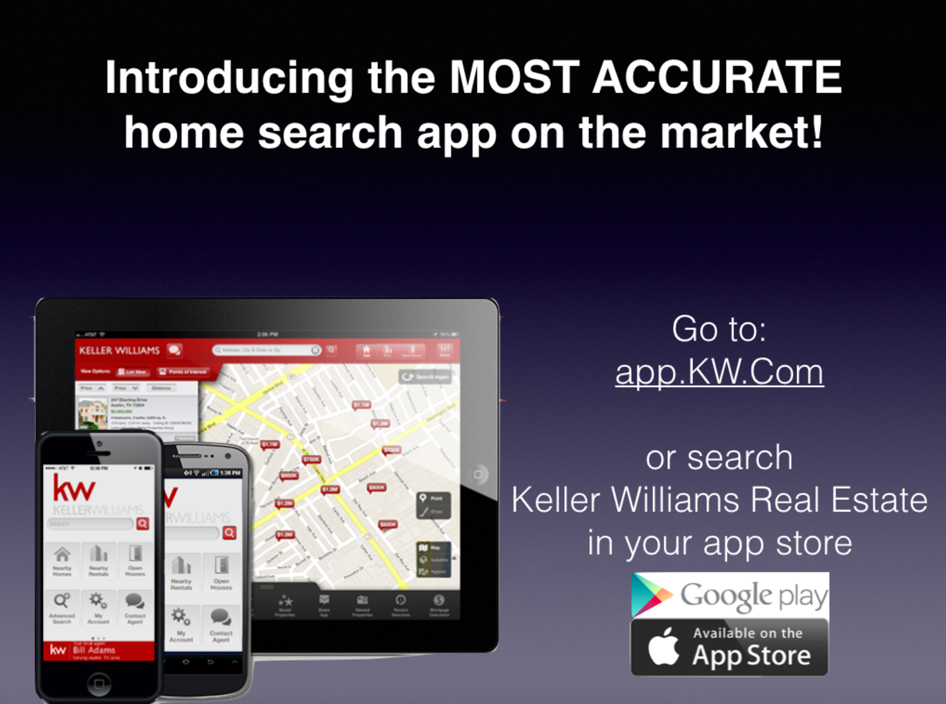 Free Search App