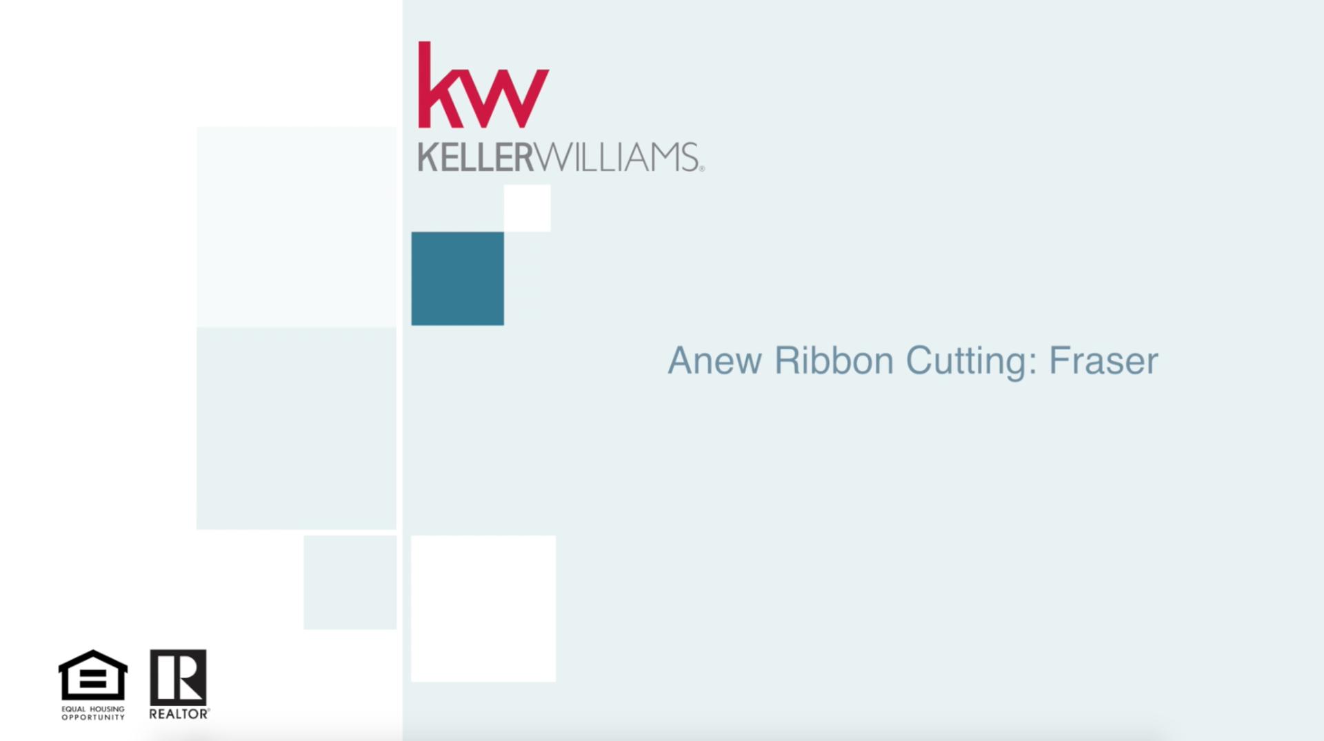 Ribbon Cutting: Fraser