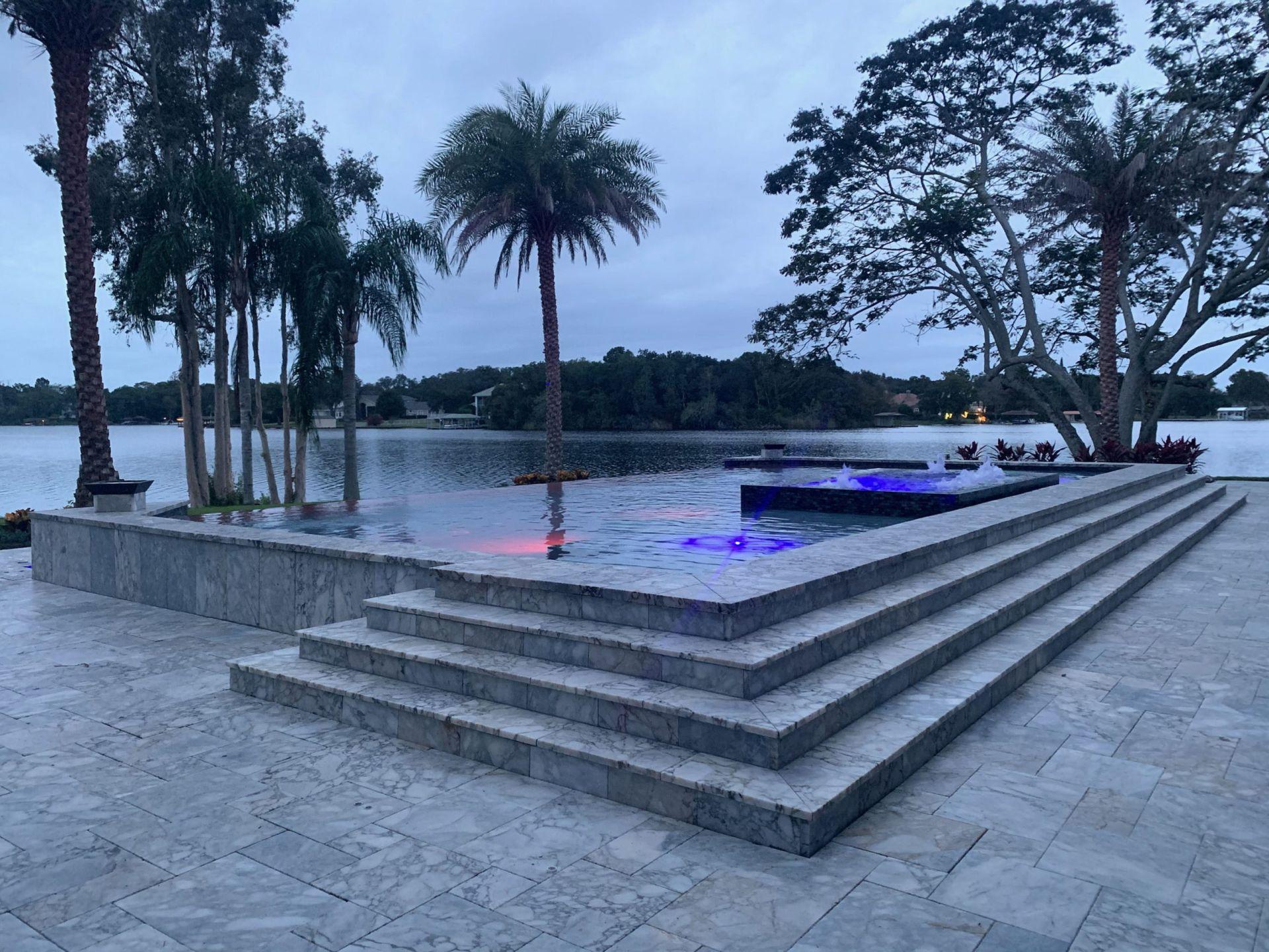 Pool & Room for Pool Homes