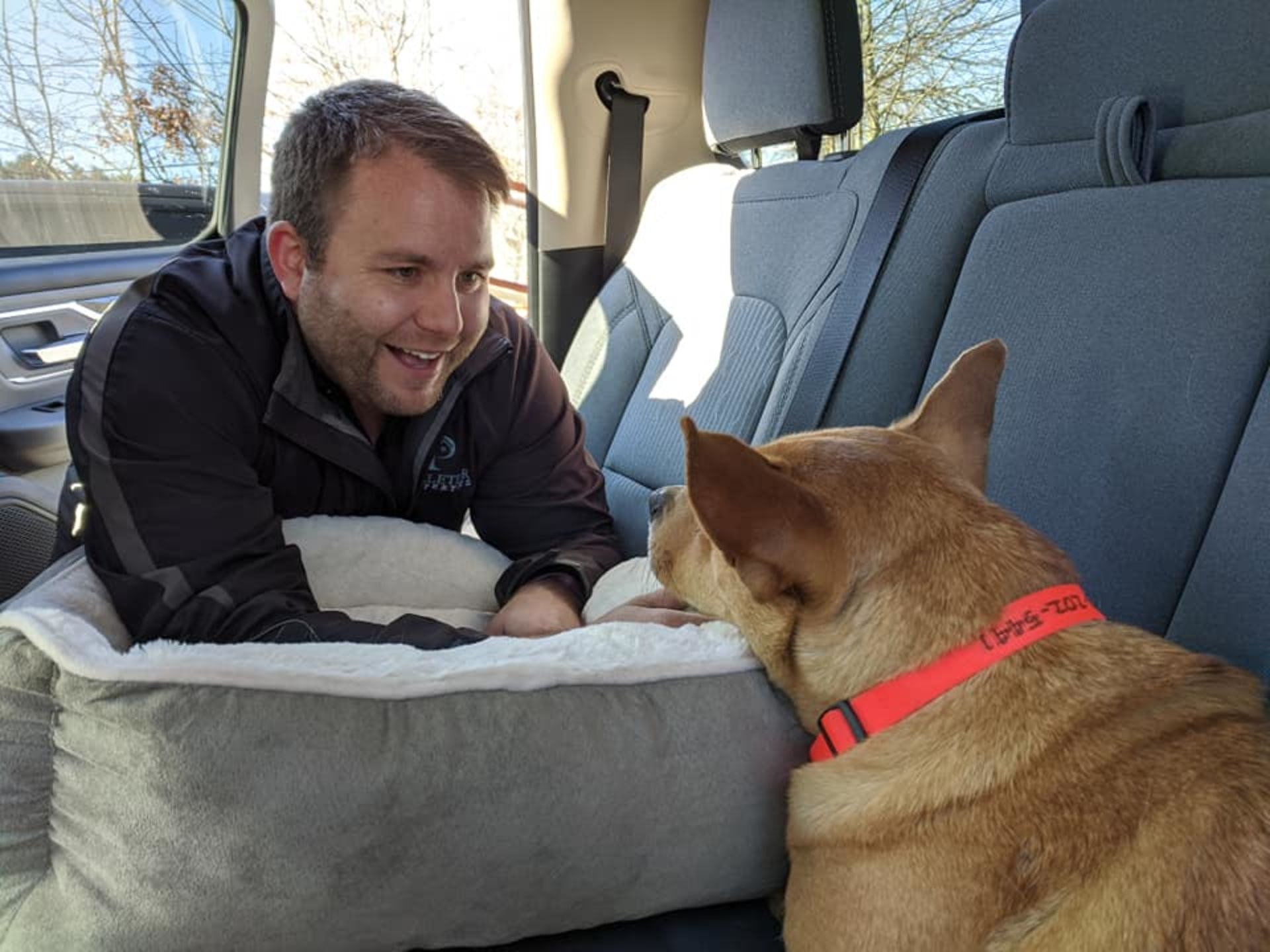 When a Dog Rescue Breaks Out in the Midst of a Closing: Feel Good Story of the Month